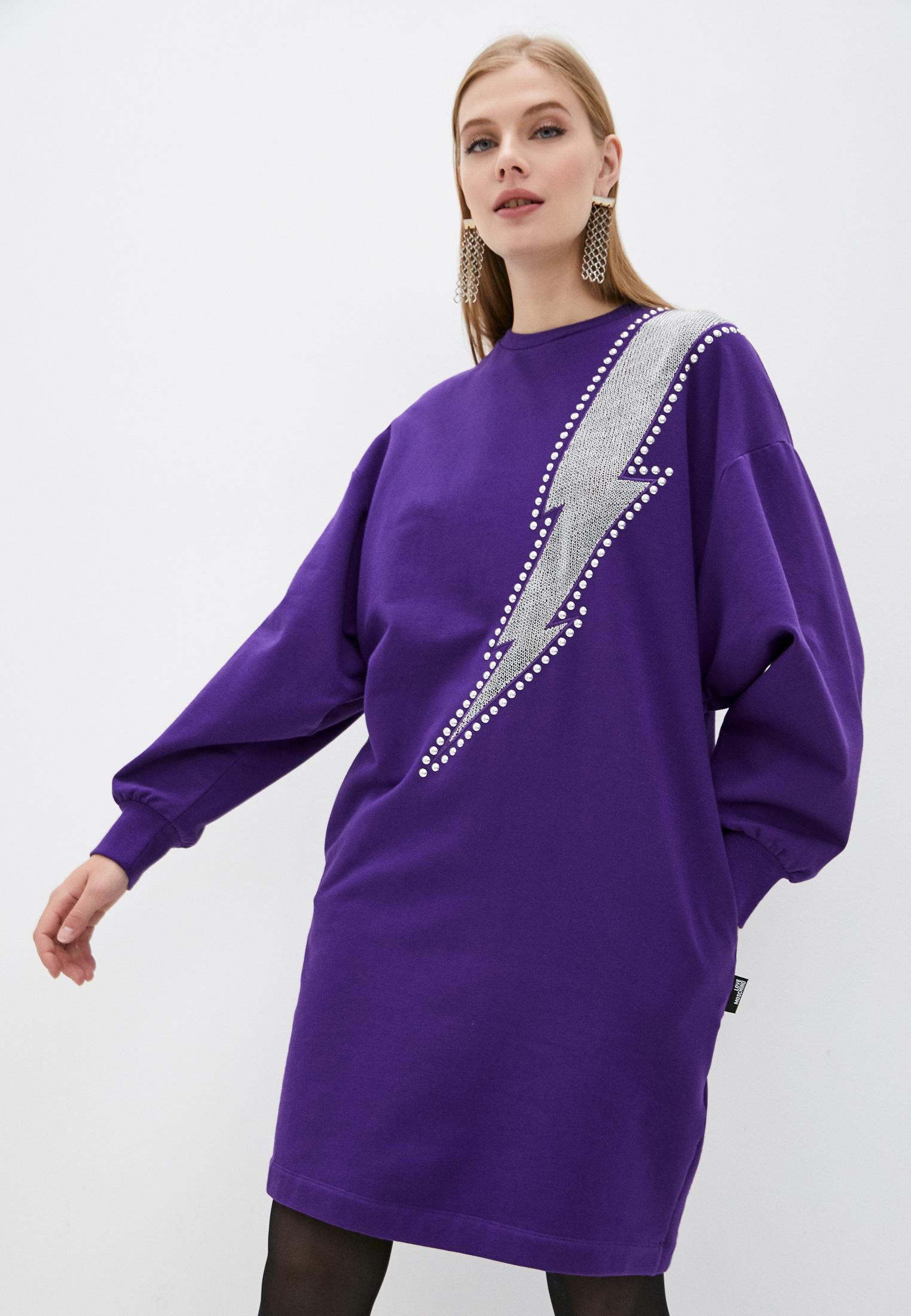 Платье Love Moschino W5B9601E2204