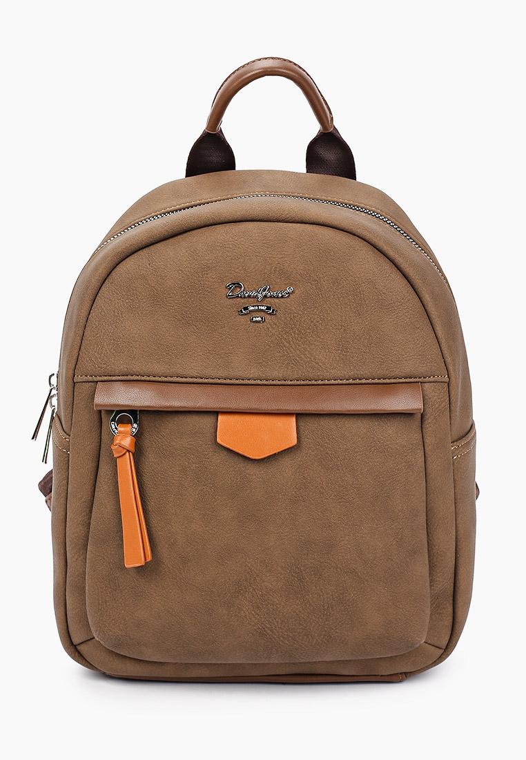 Городской рюкзак David Jones (Дэвид Джонс) 6612-3