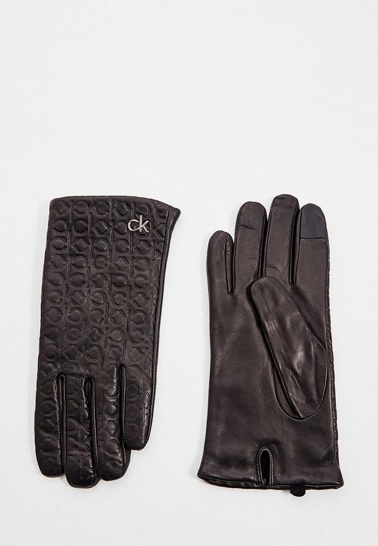 Женские перчатки Calvin Klein (Кельвин Кляйн) K60K608509