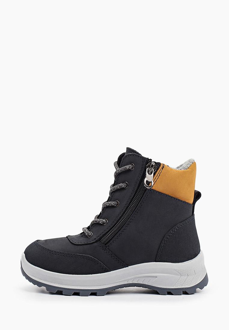Ботинки для мальчиков Котофей 452125-41