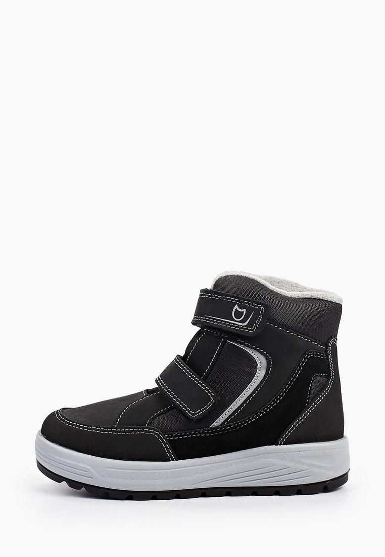 Ботинки для мальчиков Котофей 654049-43