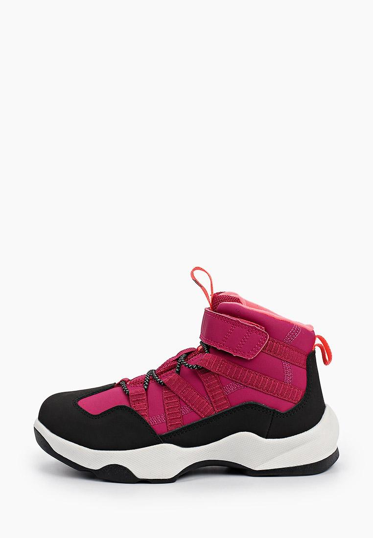 Ботинки для девочек Котофей 654054-84