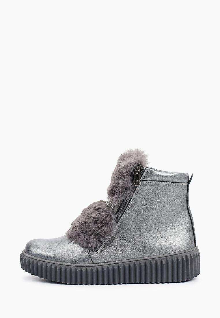Ботинки для девочек Котофей 762117-52