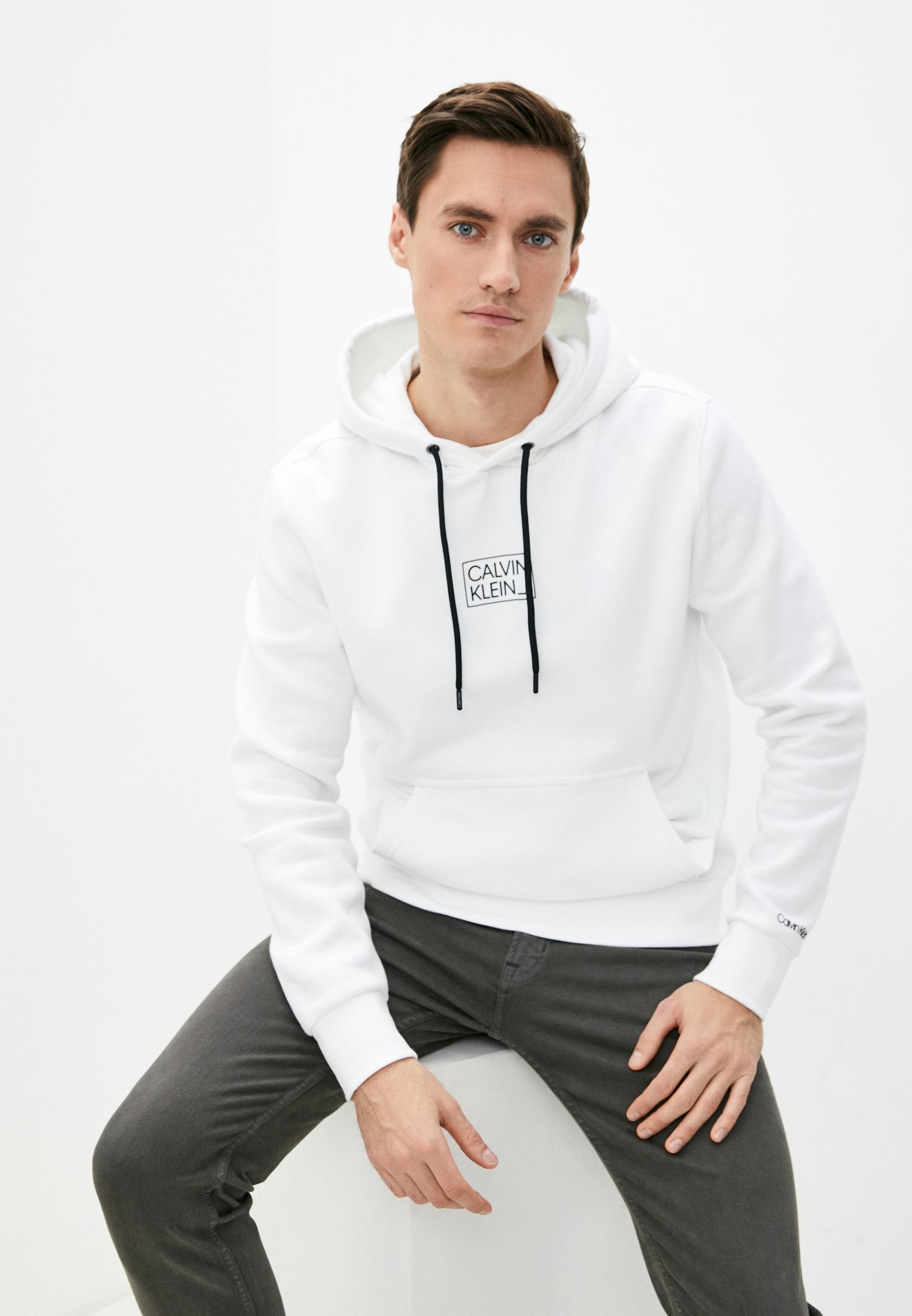 Мужские худи Calvin Klein (Кельвин Кляйн) Худи Calvin Klein