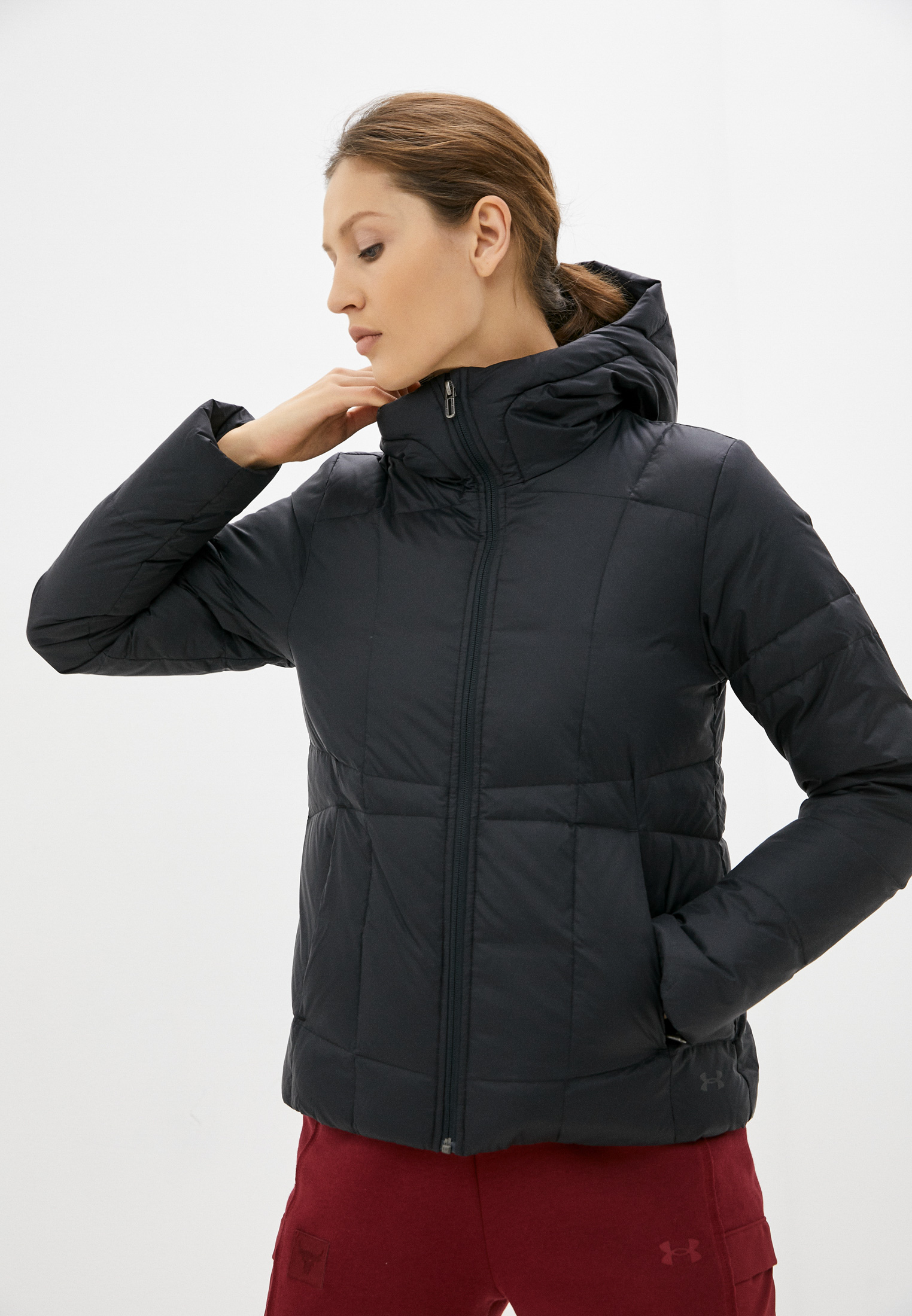 Утепленная куртка Under Armour Пуховик Under Armour