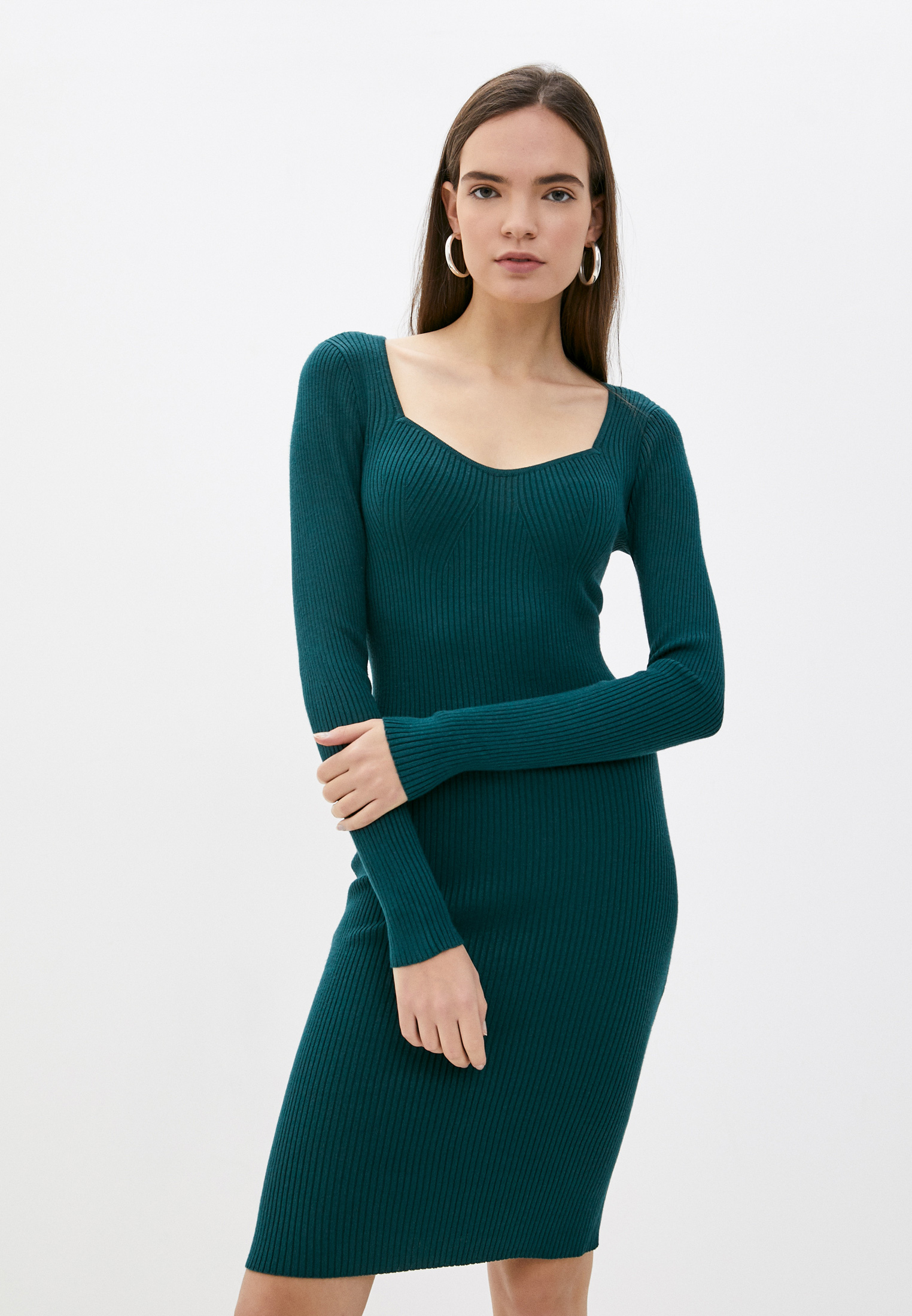 Вязаное платье Vero Moda Платье Vero Moda