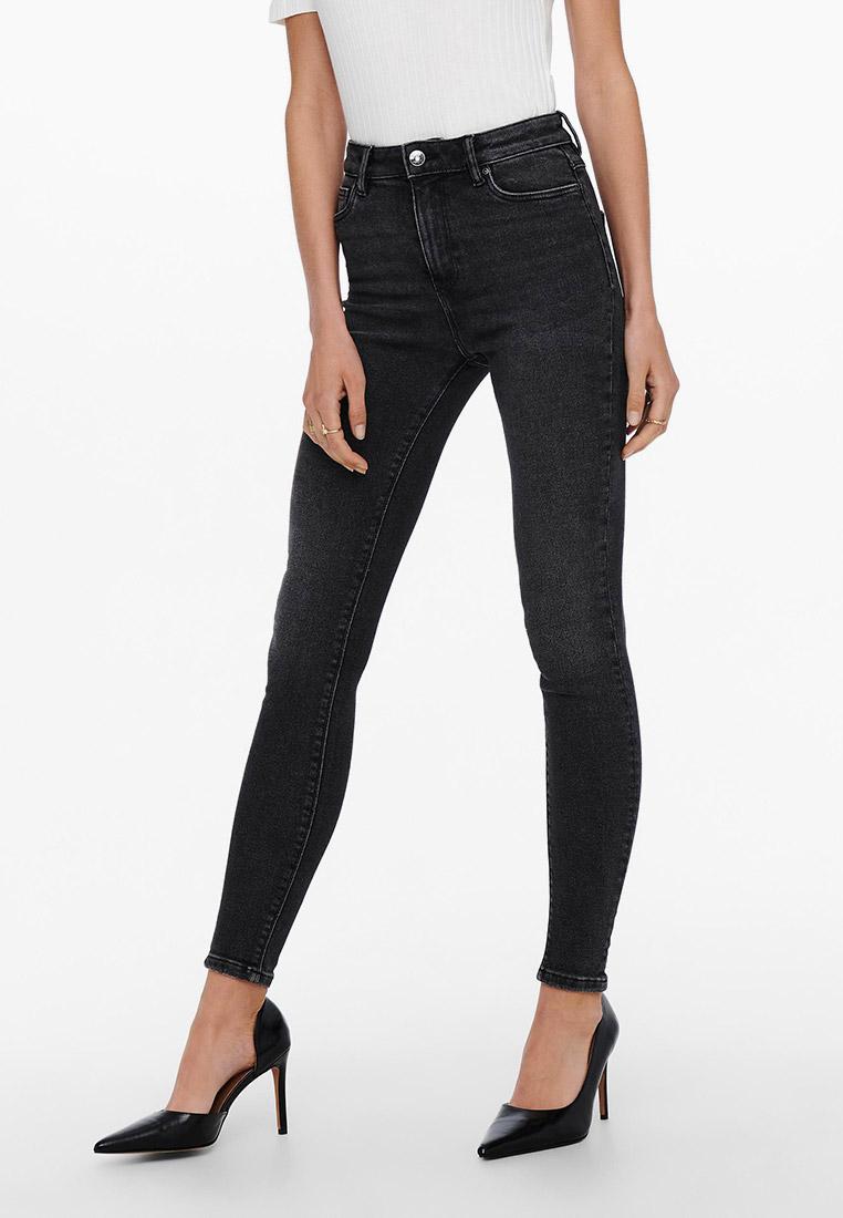 Зауженные джинсы Only (Онли) 15231277