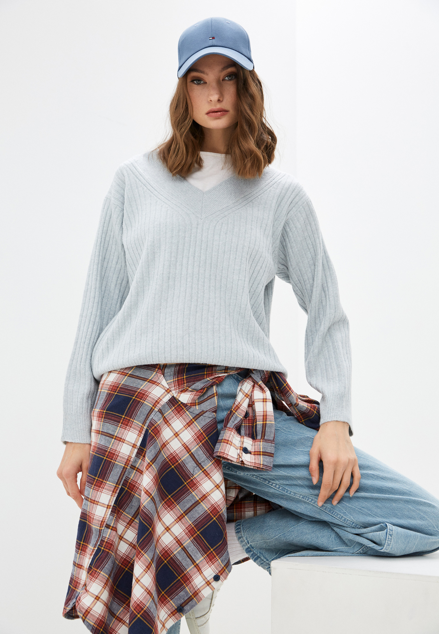 Пуловер Only (Онли) Пуловер Only