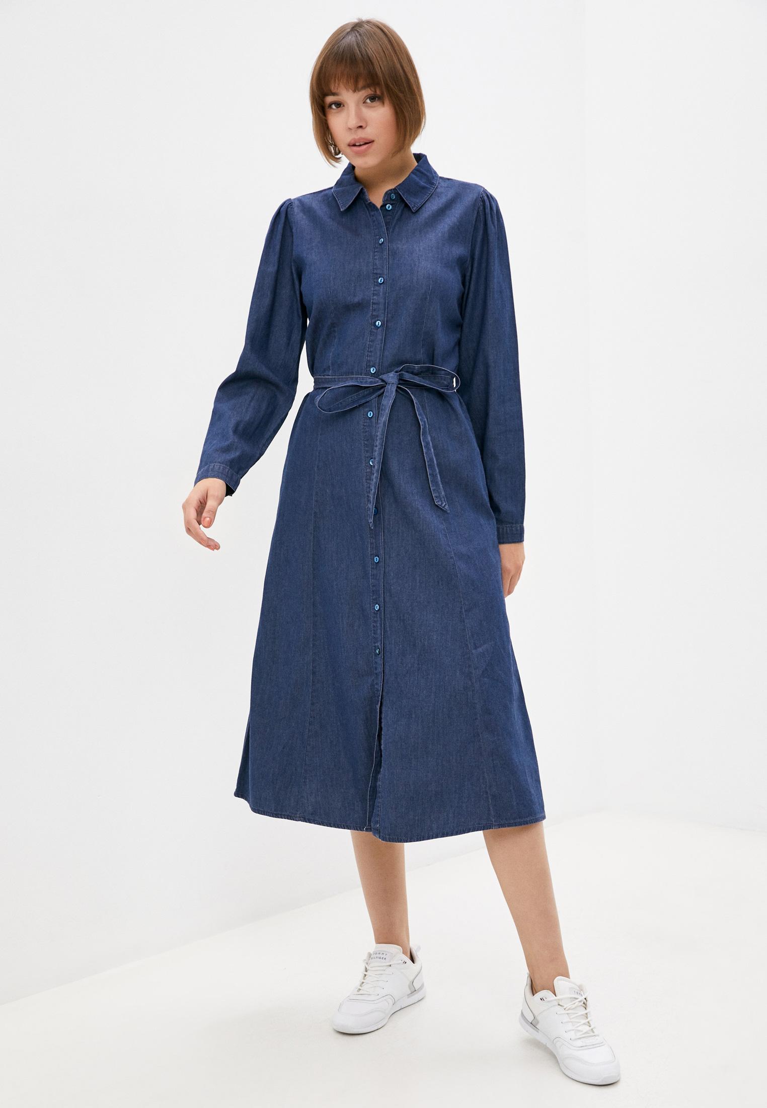 Платье Only (Онли) Платье джинсовое Only