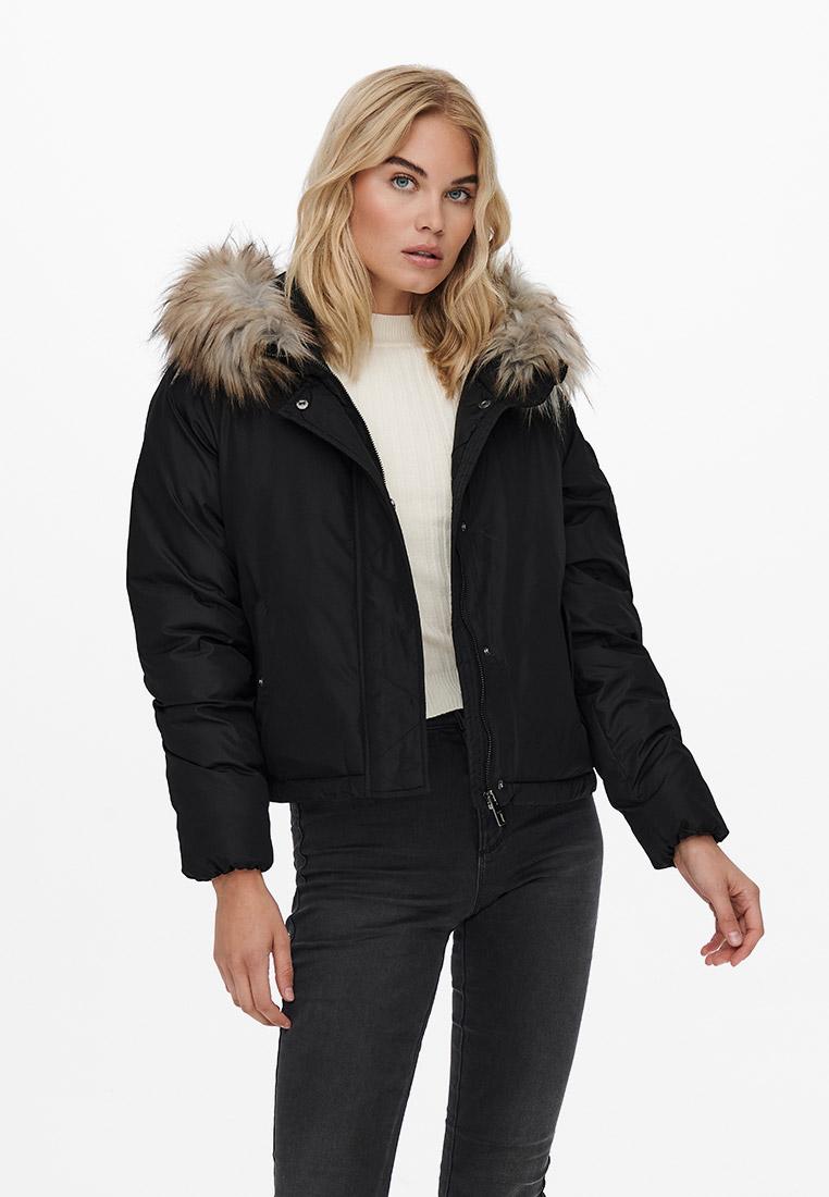 Утепленная куртка Only (Онли) Куртка утепленная Only