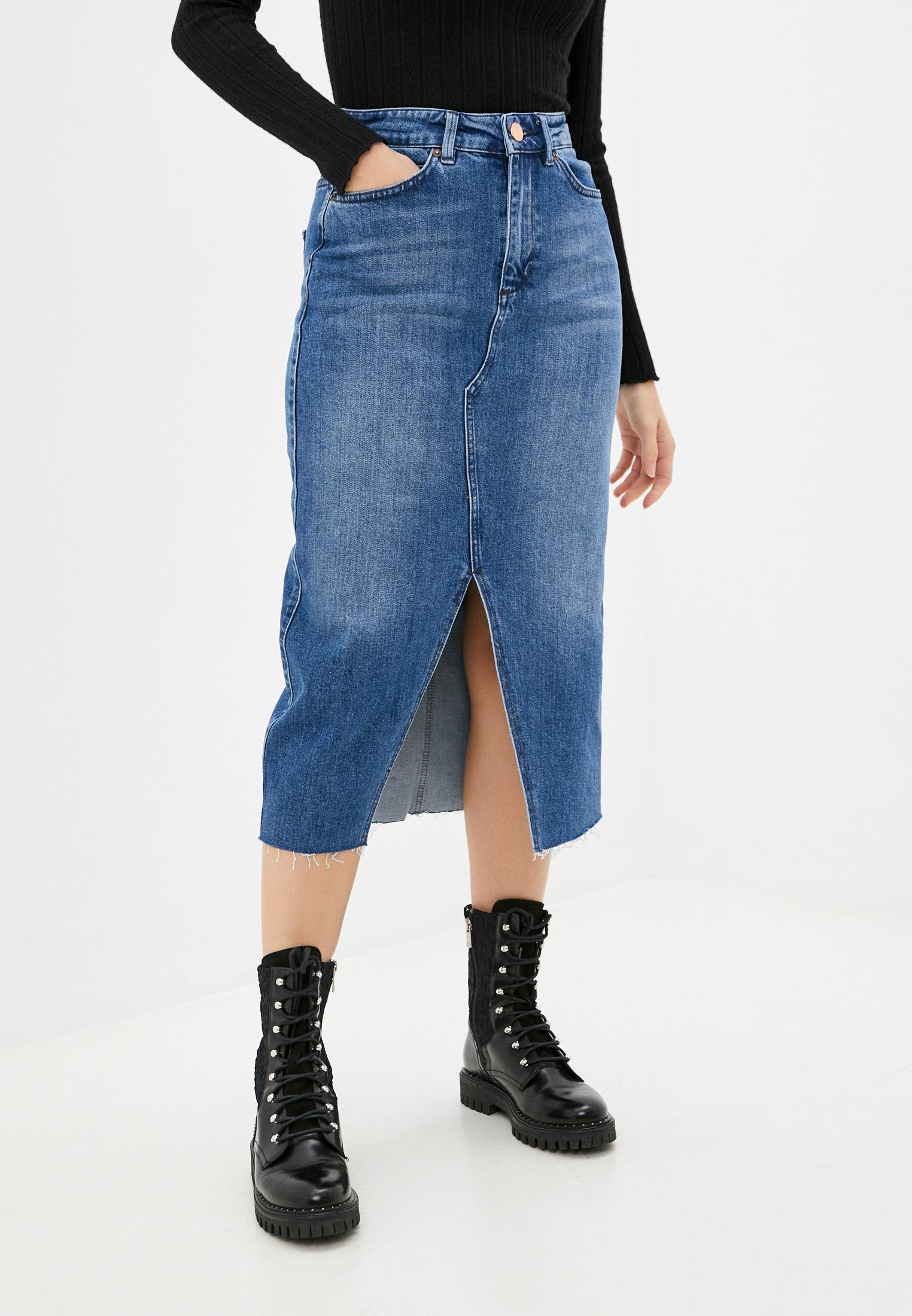 Джинсовая юбка 2ND DAY 2215750912: изображение 1