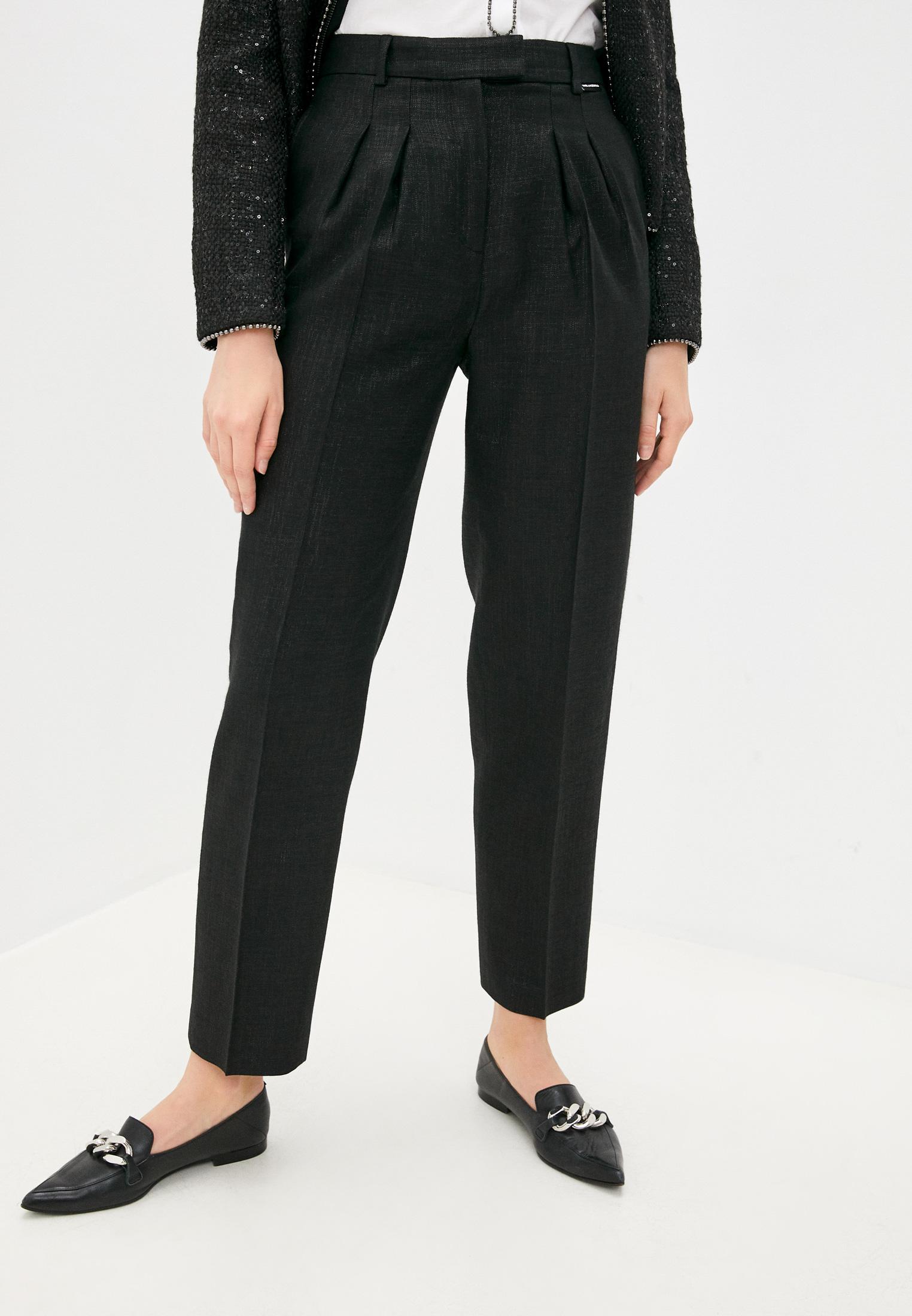 Женские классические брюки Karl Lagerfeld 216W1093