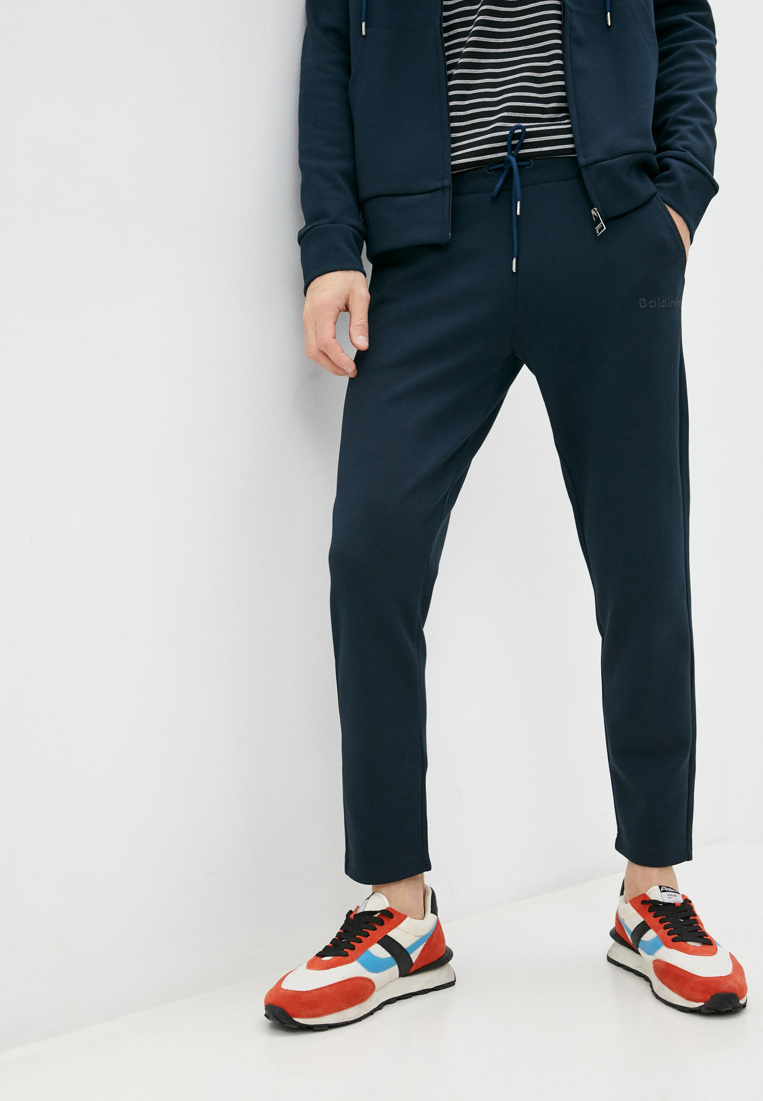 Мужские спортивные брюки Baldinini (Балдинини) Брюки спортивные Baldinini