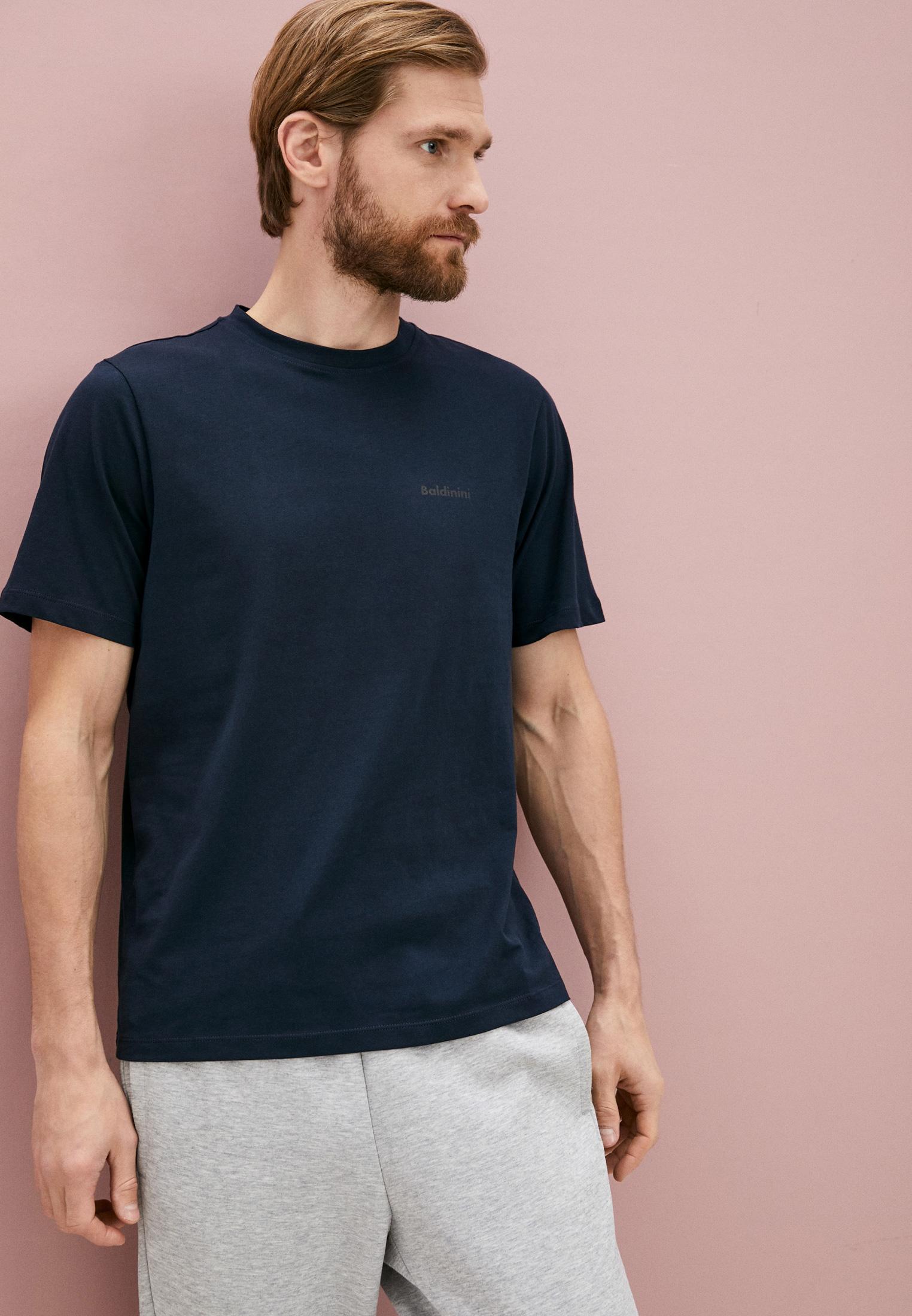 Мужская футболка Baldinini (Балдинини) TS08: изображение 2