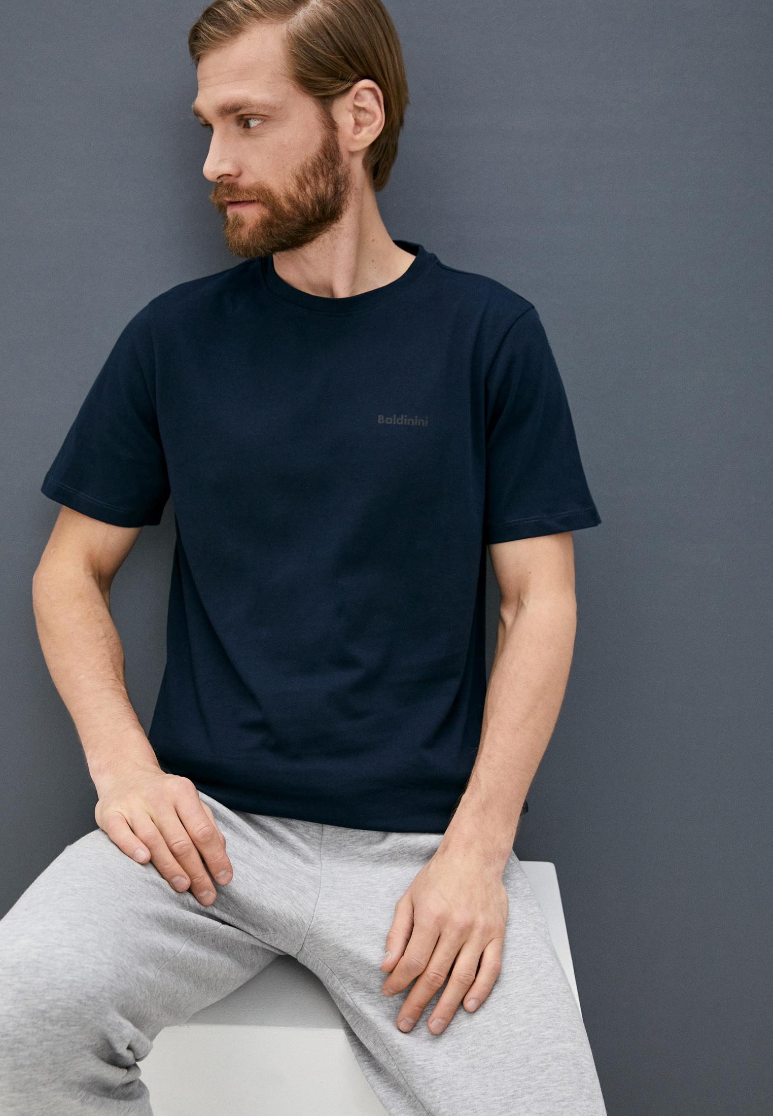Мужская футболка Baldinini (Балдинини) TS04: изображение 2