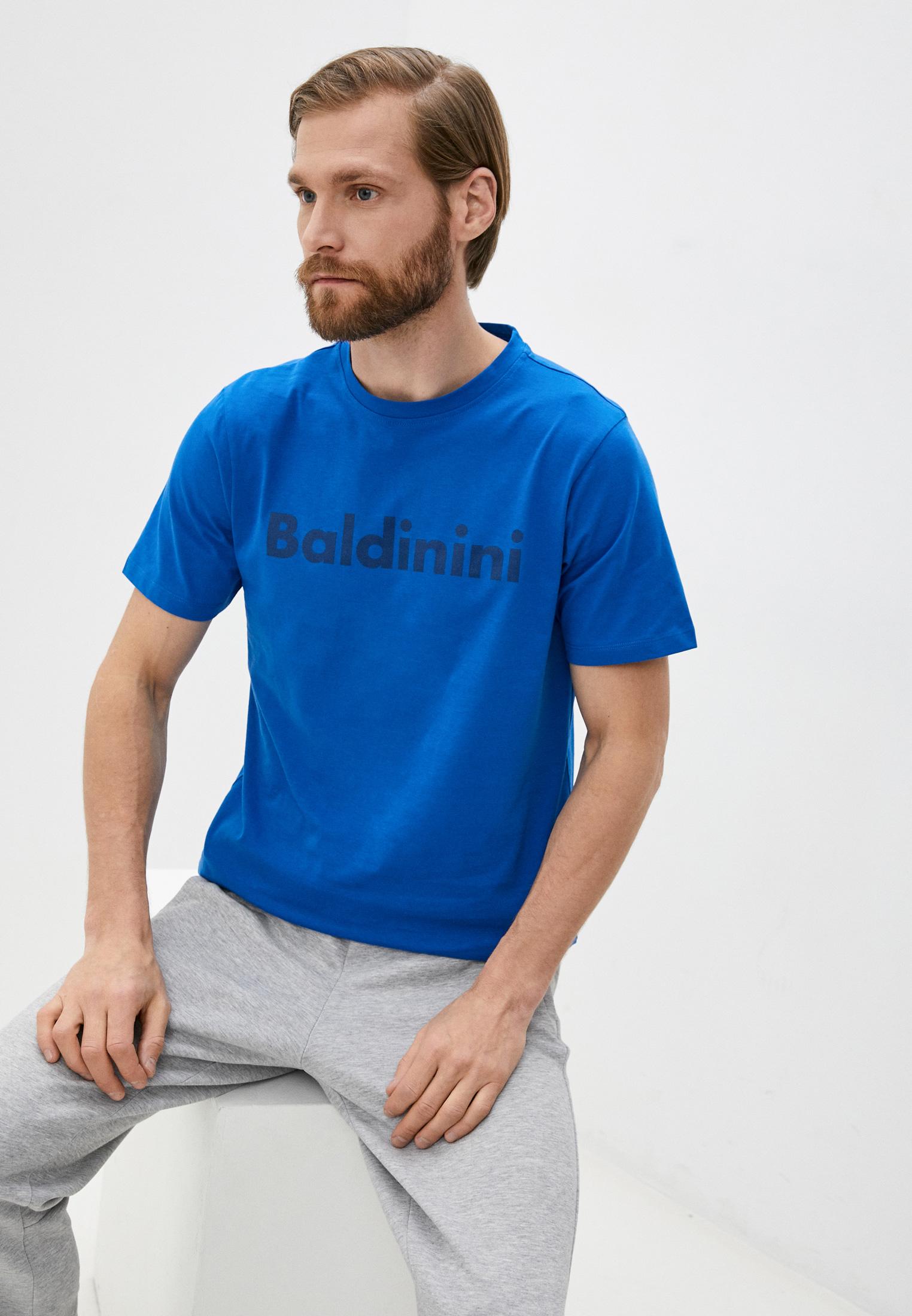 Мужская футболка Baldinini (Балдинини) TS13