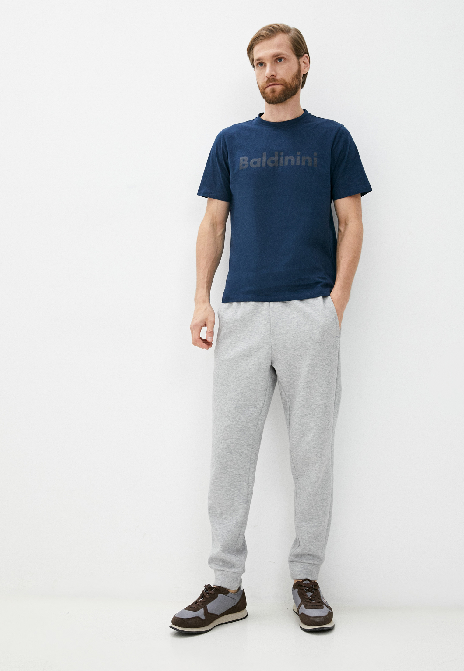 Мужская футболка Baldinini (Балдинини) TS14: изображение 3