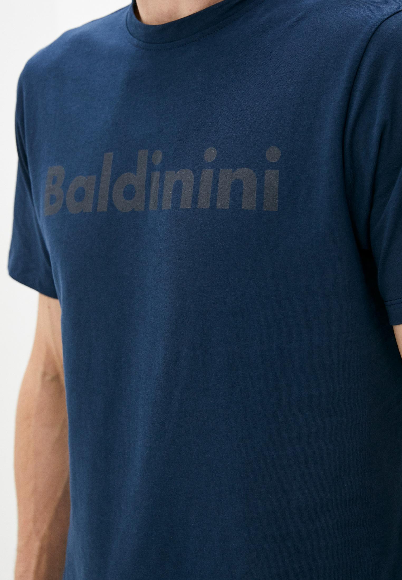 Мужская футболка Baldinini (Балдинини) TS14: изображение 5