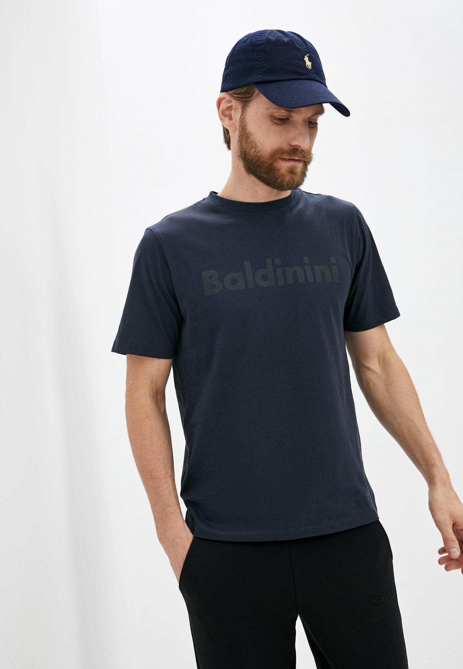 Мужская футболка Baldinini (Балдинини) TS15