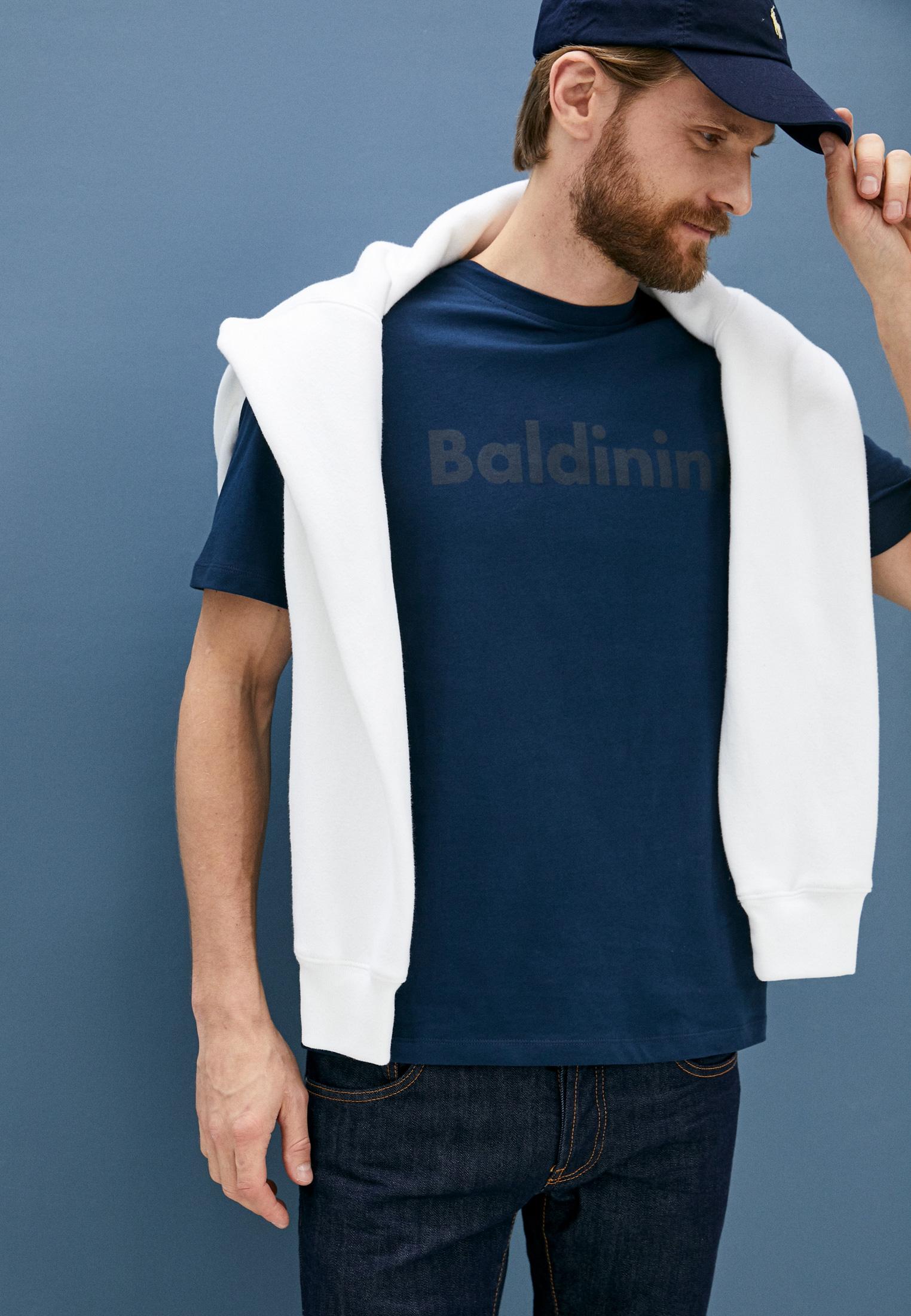 Мужская футболка Baldinini (Балдинини) TS16: изображение 2