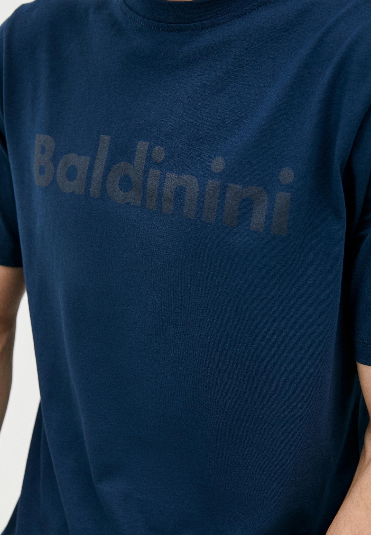 Мужская футболка Baldinini (Балдинини) TS16: изображение 5