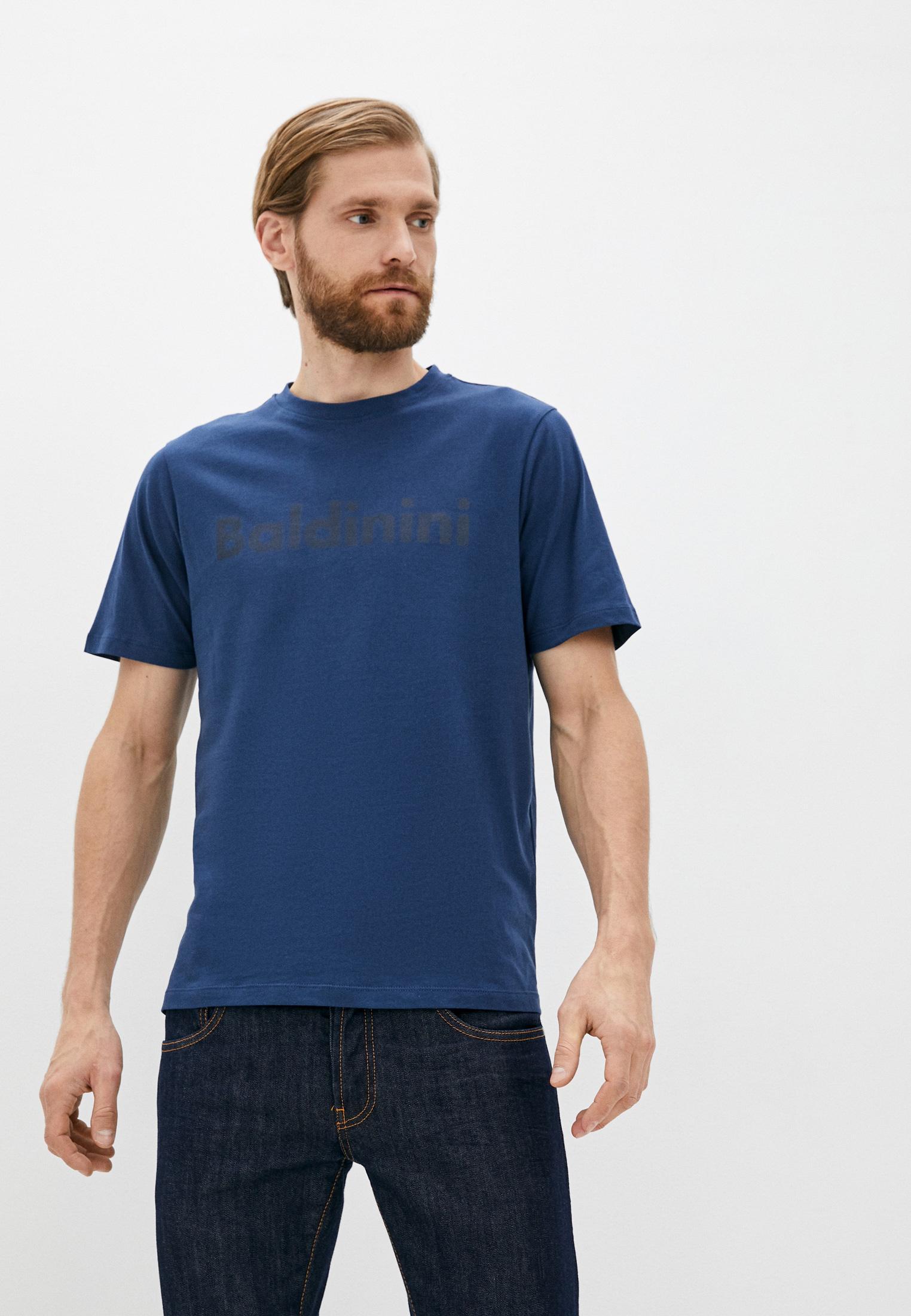 Мужская футболка Baldinini (Балдинини) TS17: изображение 1