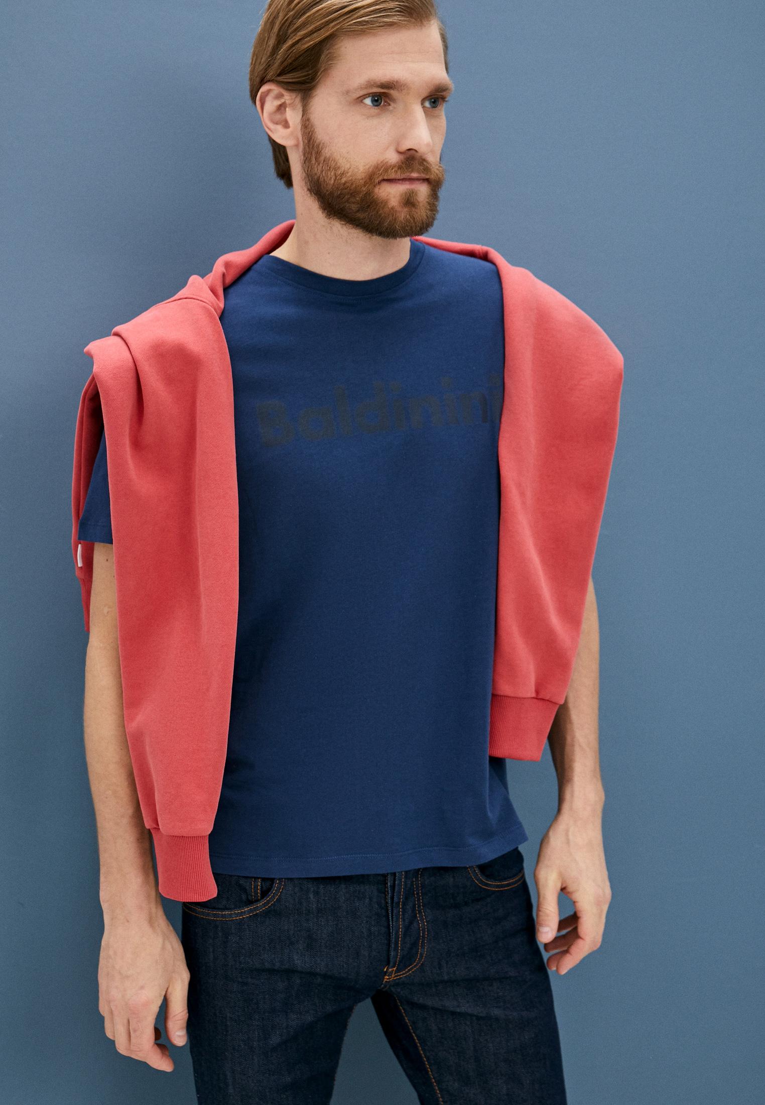 Мужская футболка Baldinini (Балдинини) TS17: изображение 2