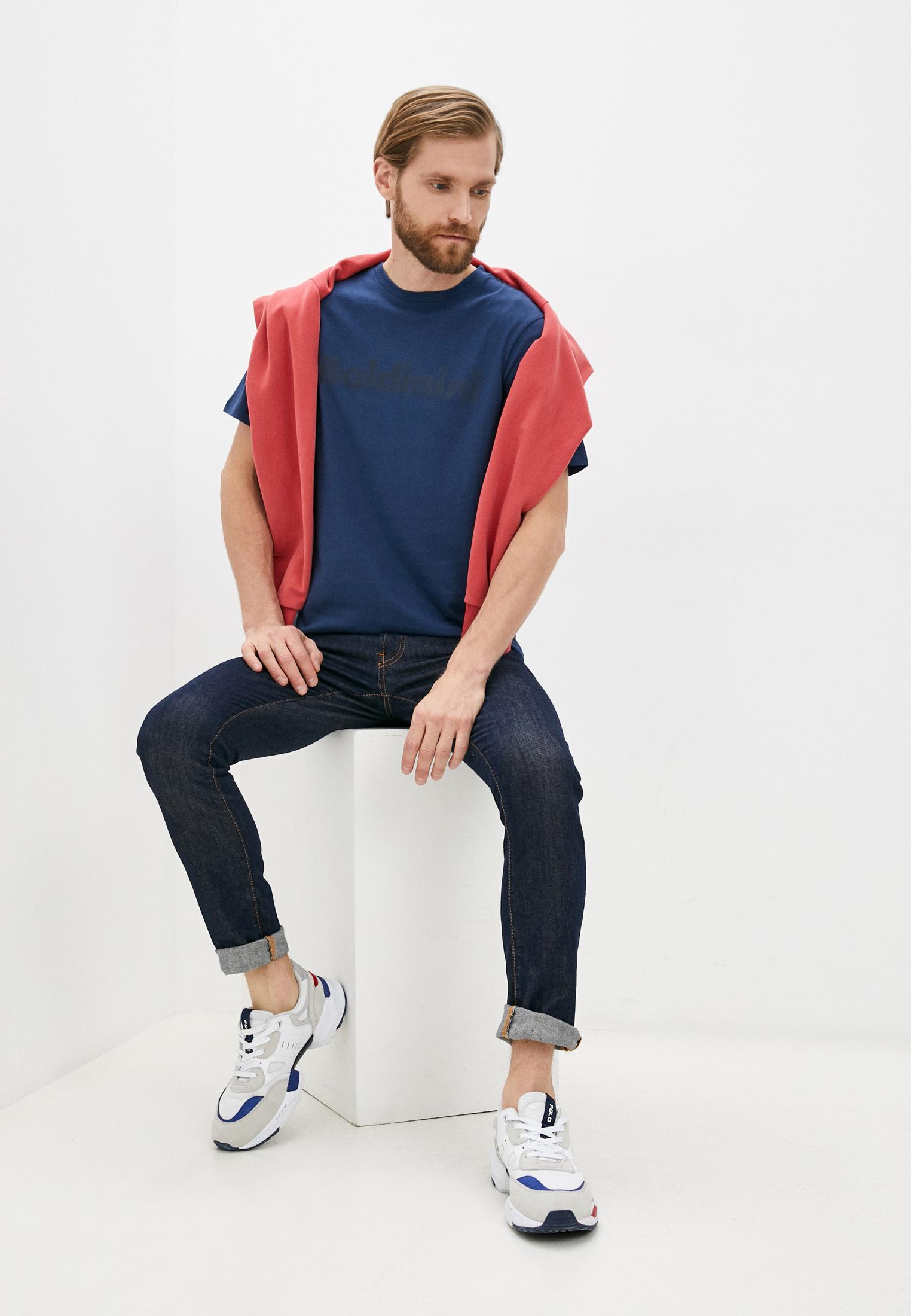 Мужская футболка Baldinini (Балдинини) TS17: изображение 3