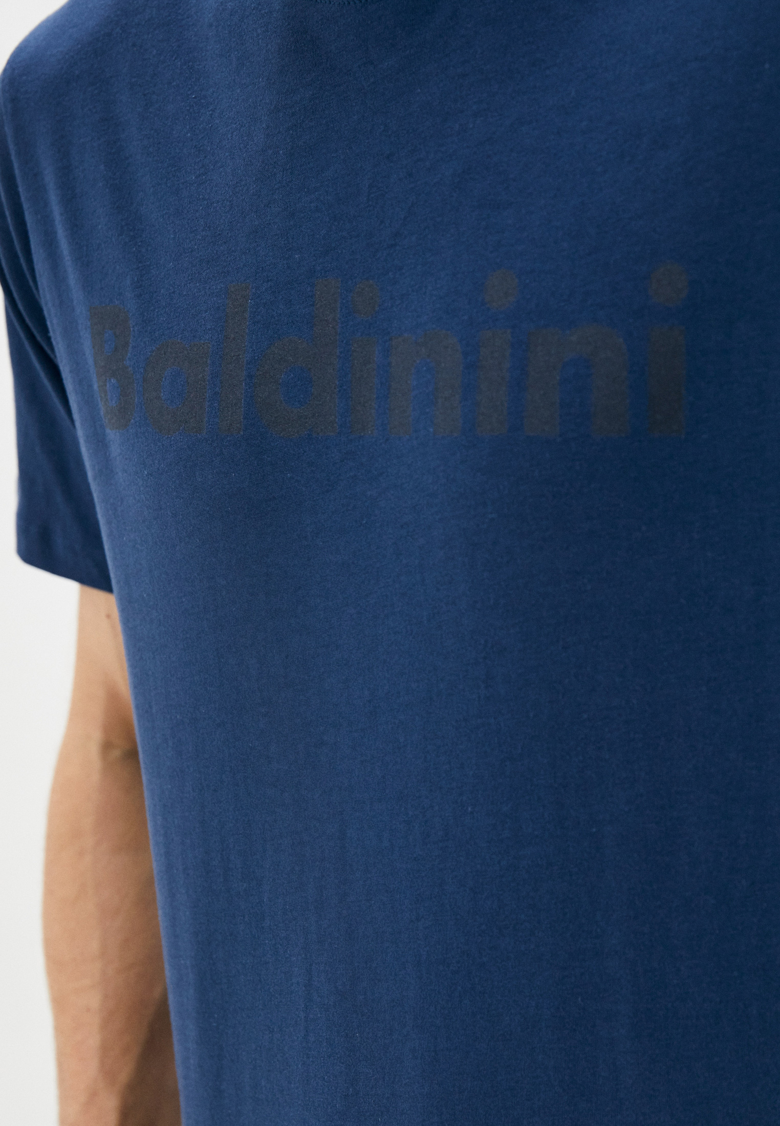 Мужская футболка Baldinini (Балдинини) TS17: изображение 5