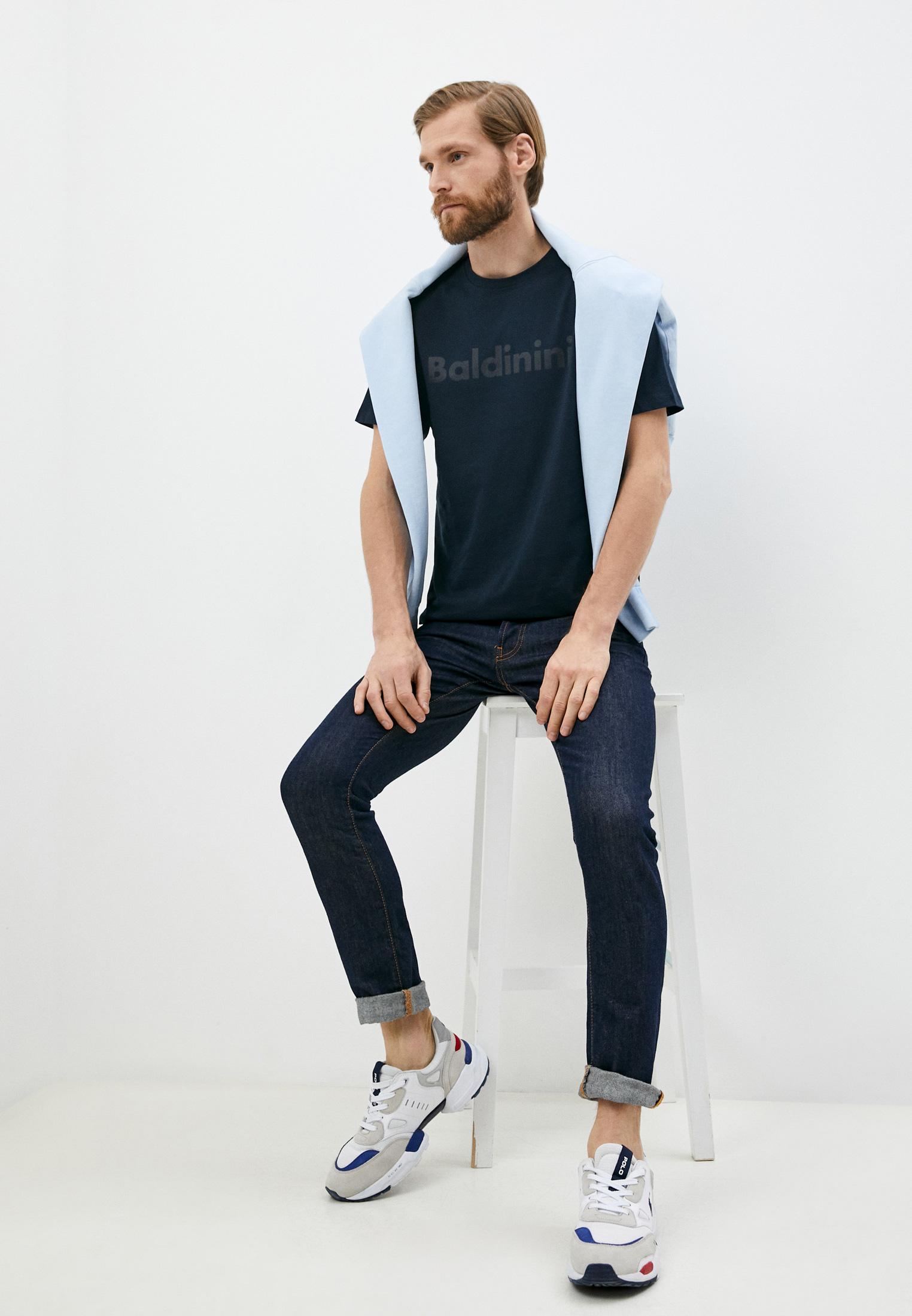Мужская футболка Baldinini (Балдинини) TS18: изображение 3