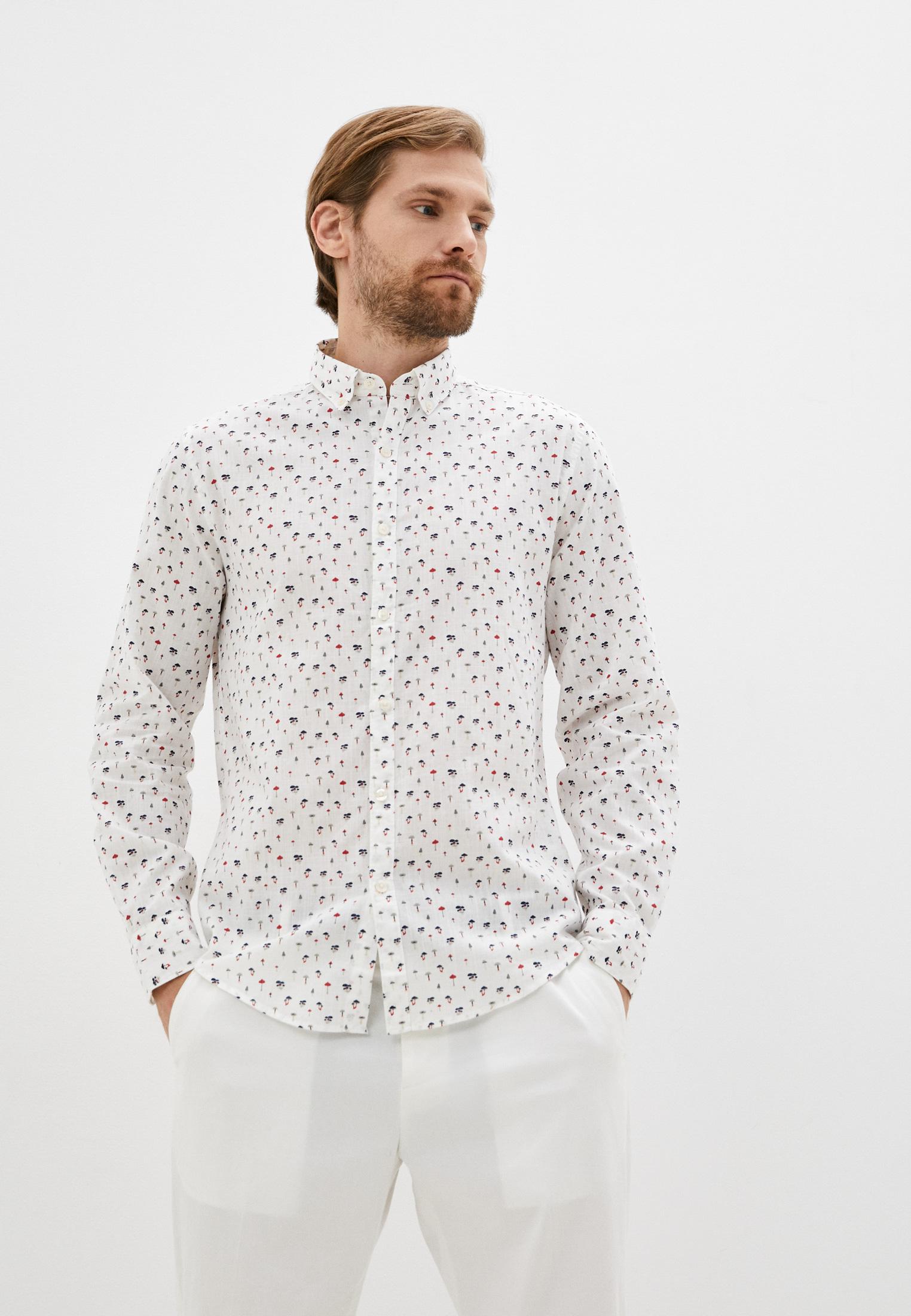 Рубашка с длинным рукавом SPRINGFIELD Рубашка Springfield