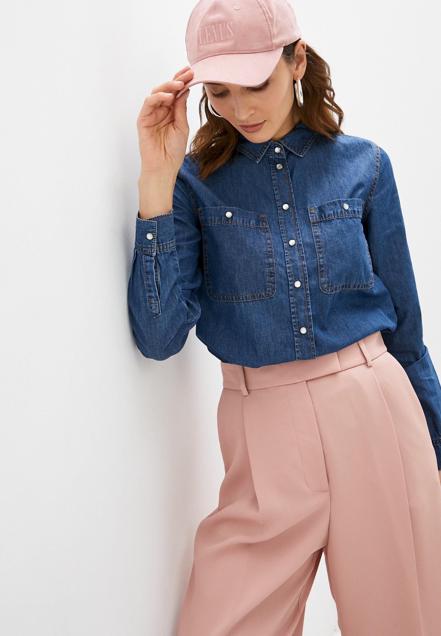Рубашка SPRINGFIELD Рубашка джинсовая Springfield
