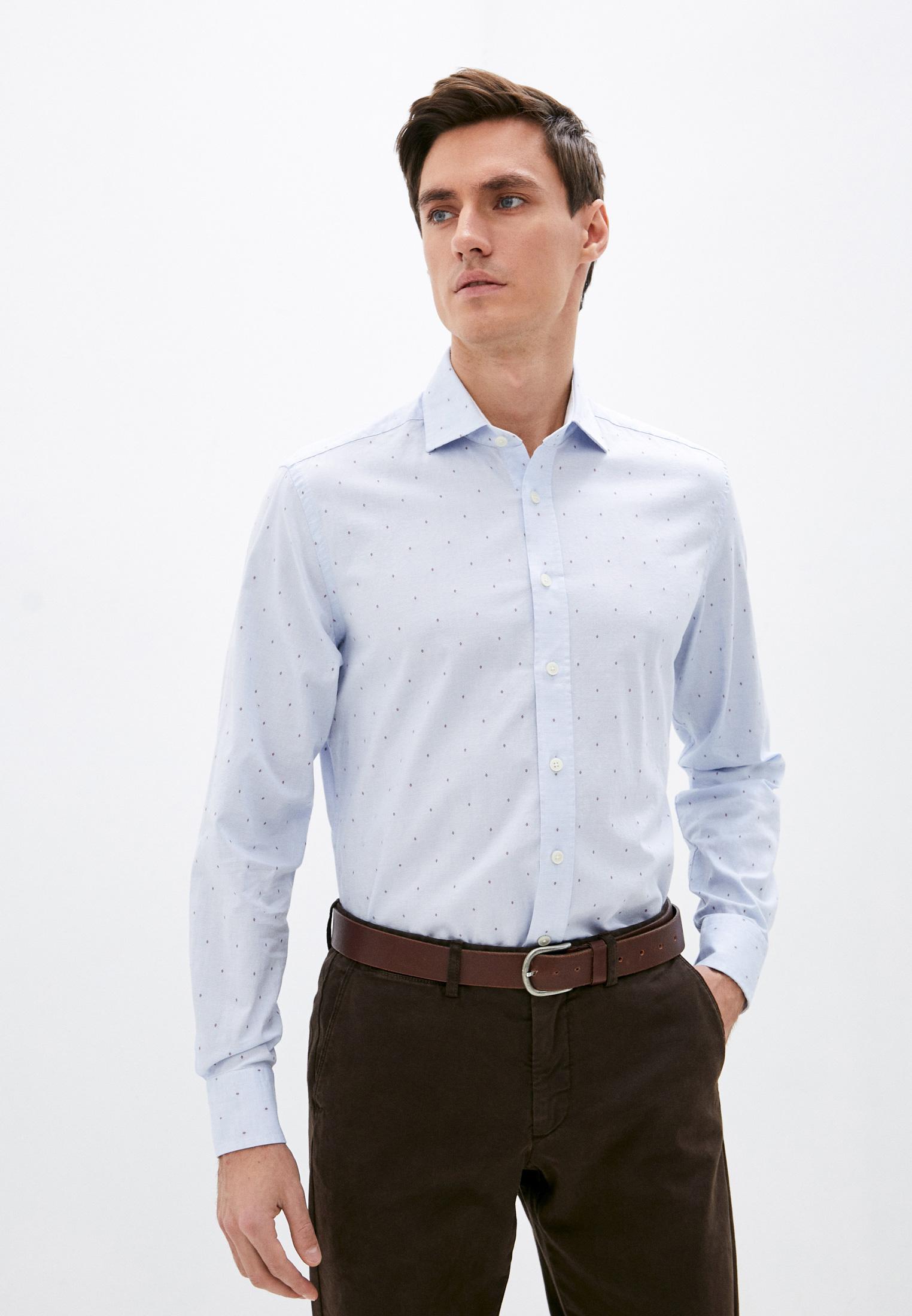 Рубашка с длинным рукавом Hackett London HM308853