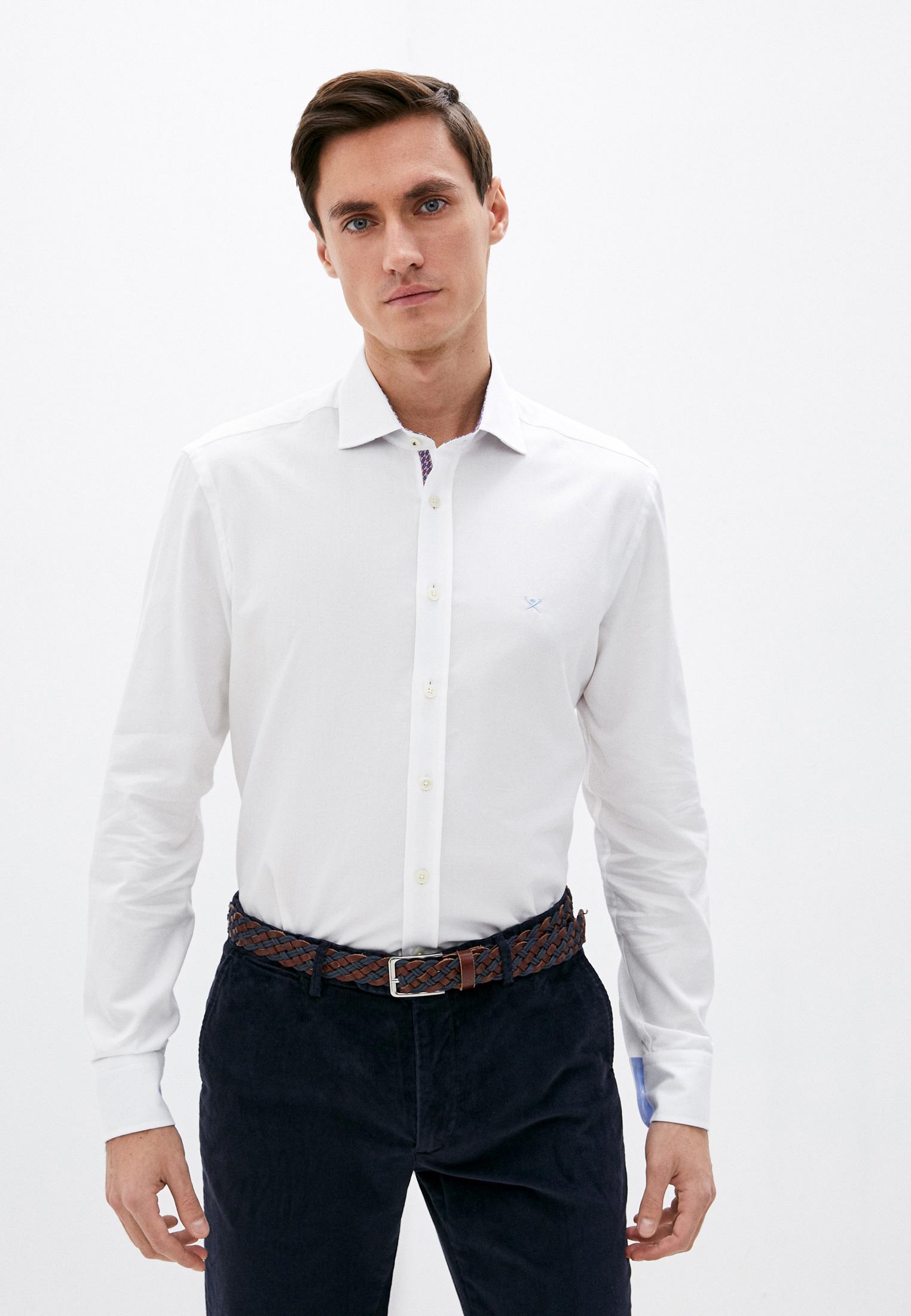 Рубашка с длинным рукавом Hackett London Рубашка Hackett London