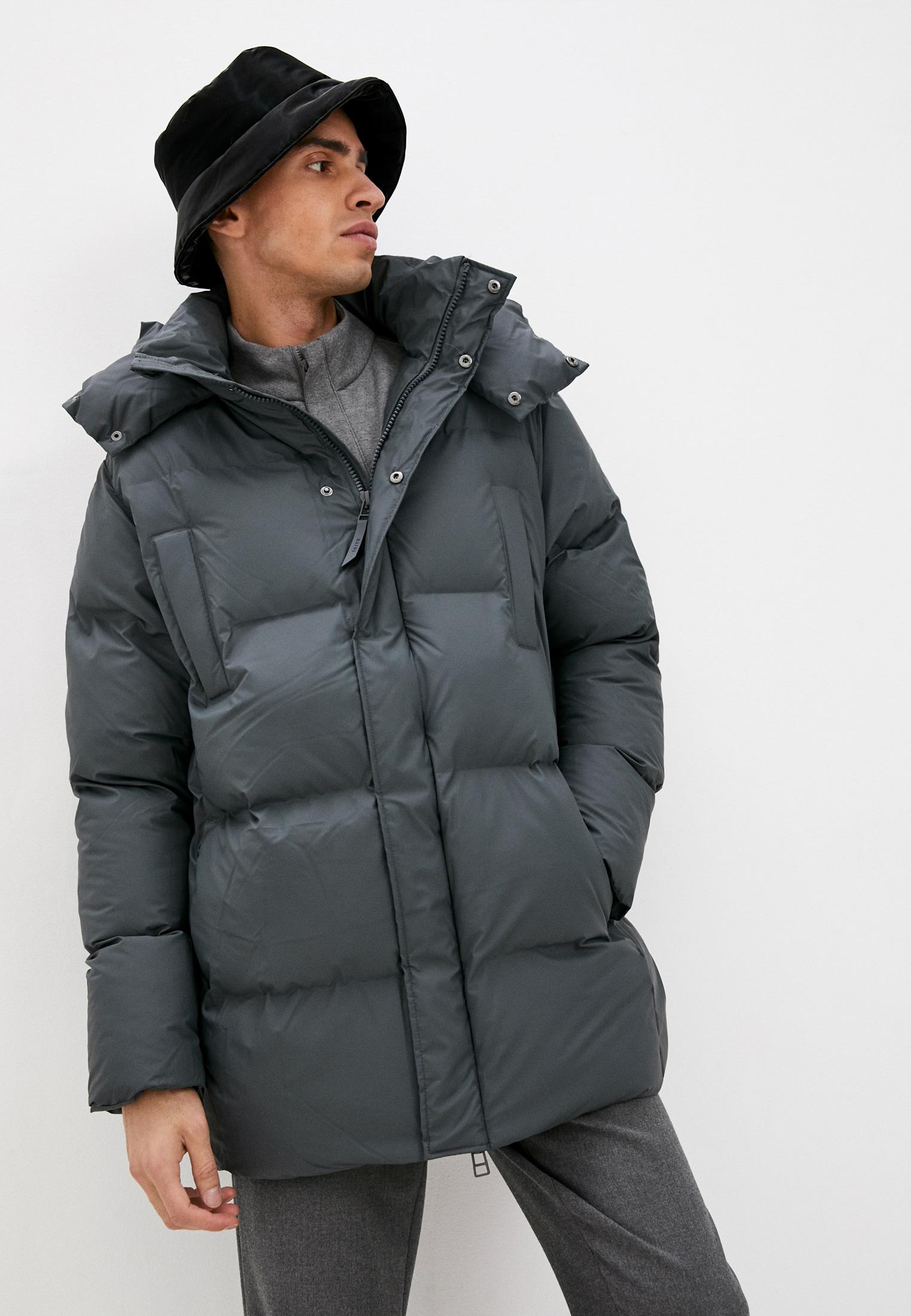 Утепленная куртка Rains Куртка утепленная Rains