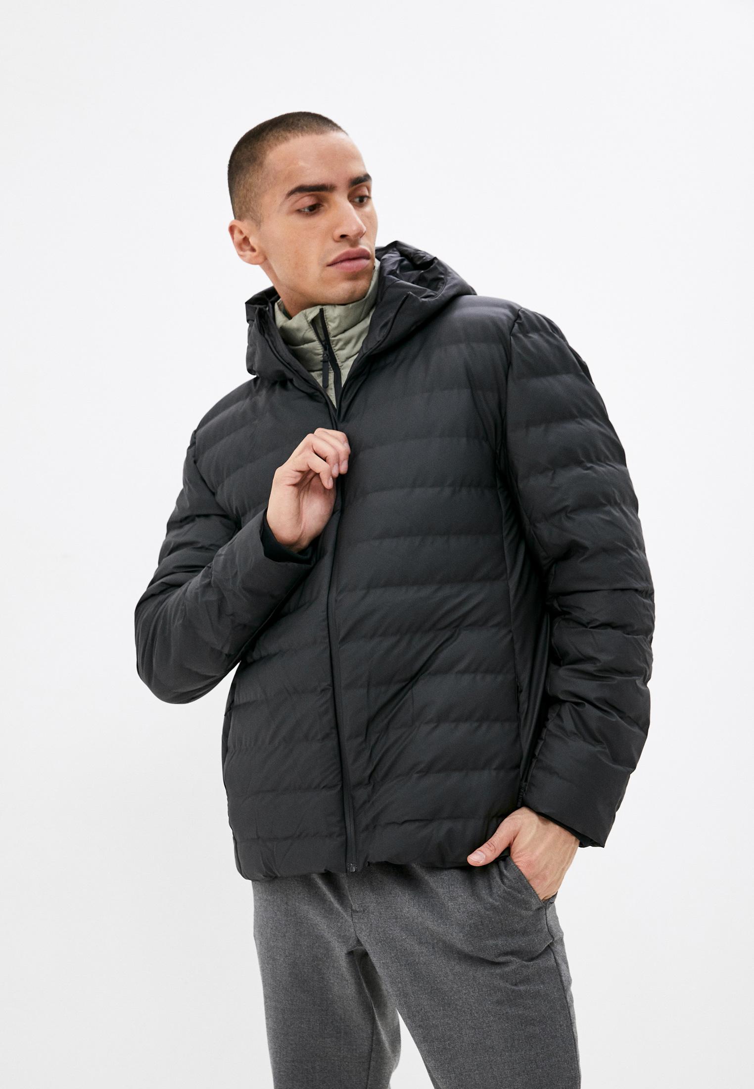 Утепленная куртка Rains 1528