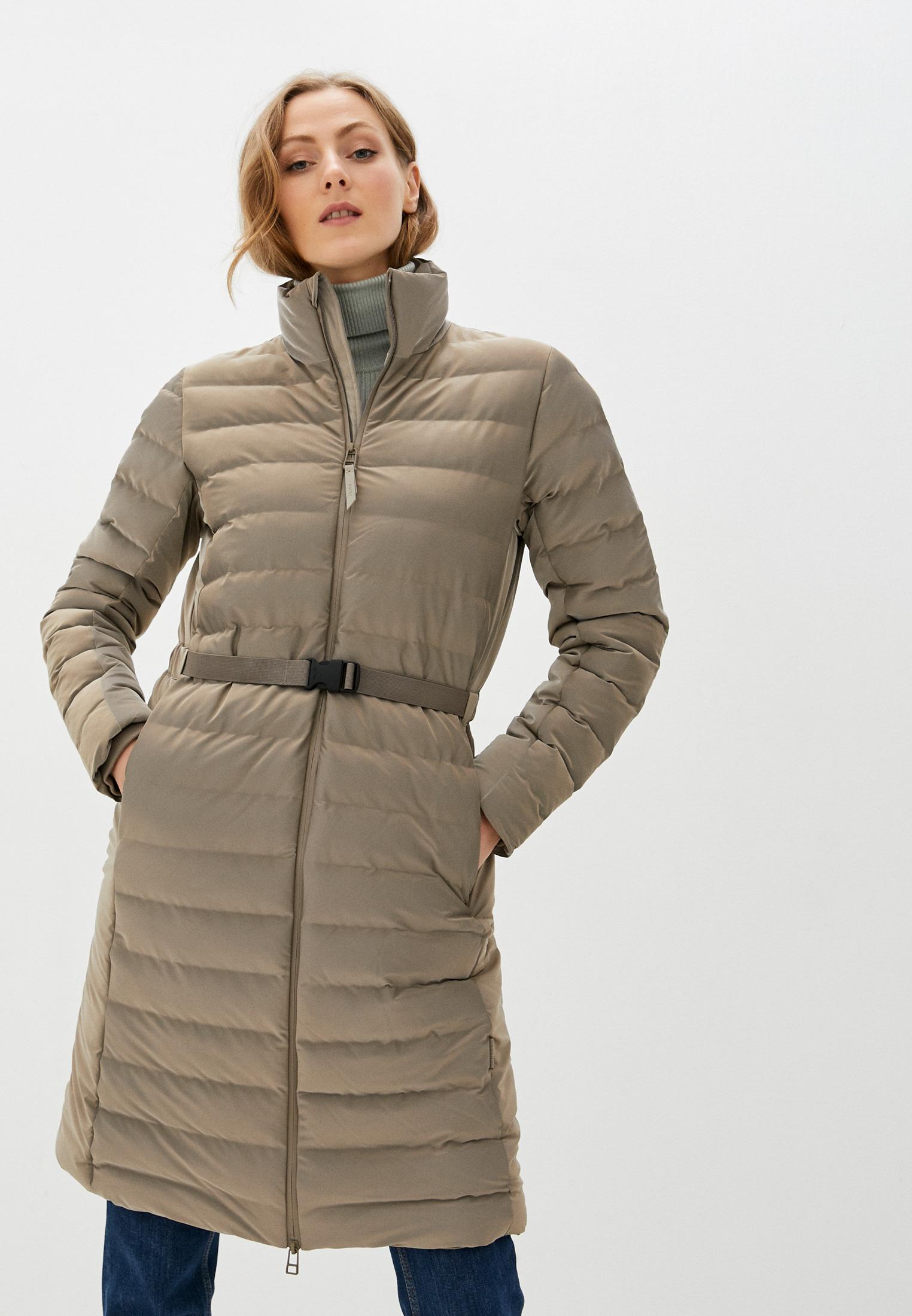 Утепленная куртка Rains 1529