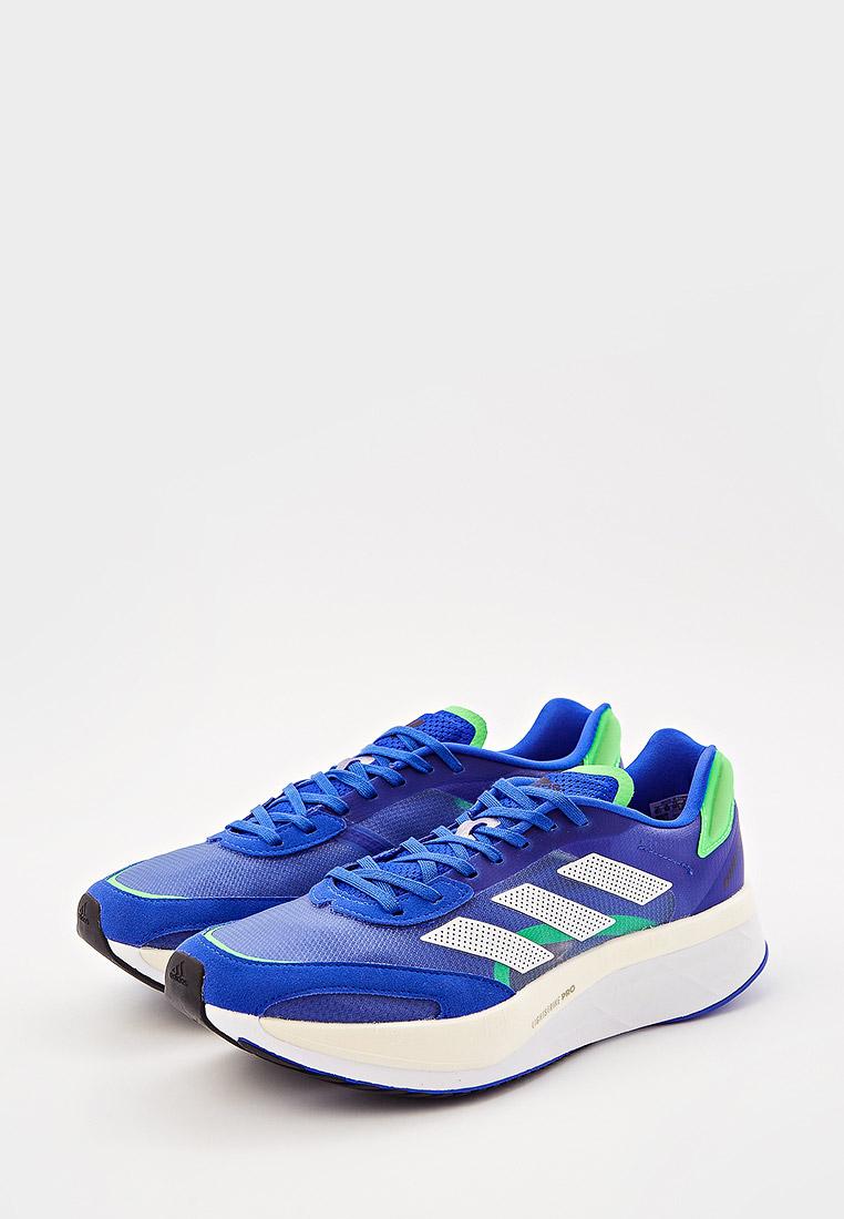 Мужские кроссовки Adidas (Адидас) FZ2498: изображение 3