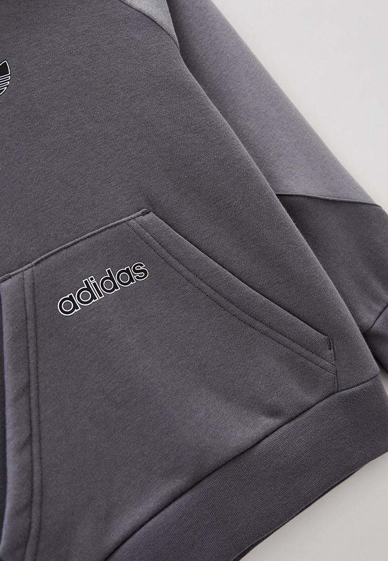 Толстовка Adidas Originals (Адидас Ориджиналс) H31213: изображение 3