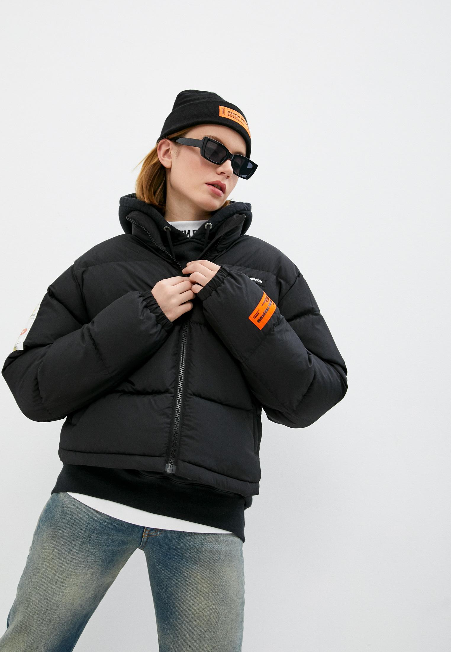 Утепленная куртка HERON PRESTON HWED004F21FAB0011001