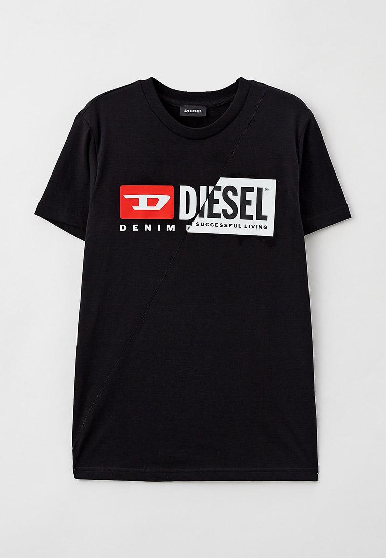 Футболка с коротким рукавом Diesel (Дизель) 00J4YH