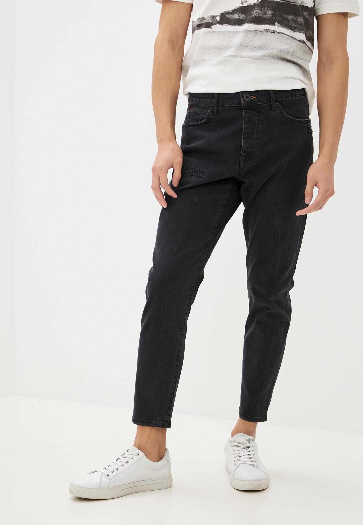Зауженные джинсы Desigual (Дезигуаль) Джинсы Desigual