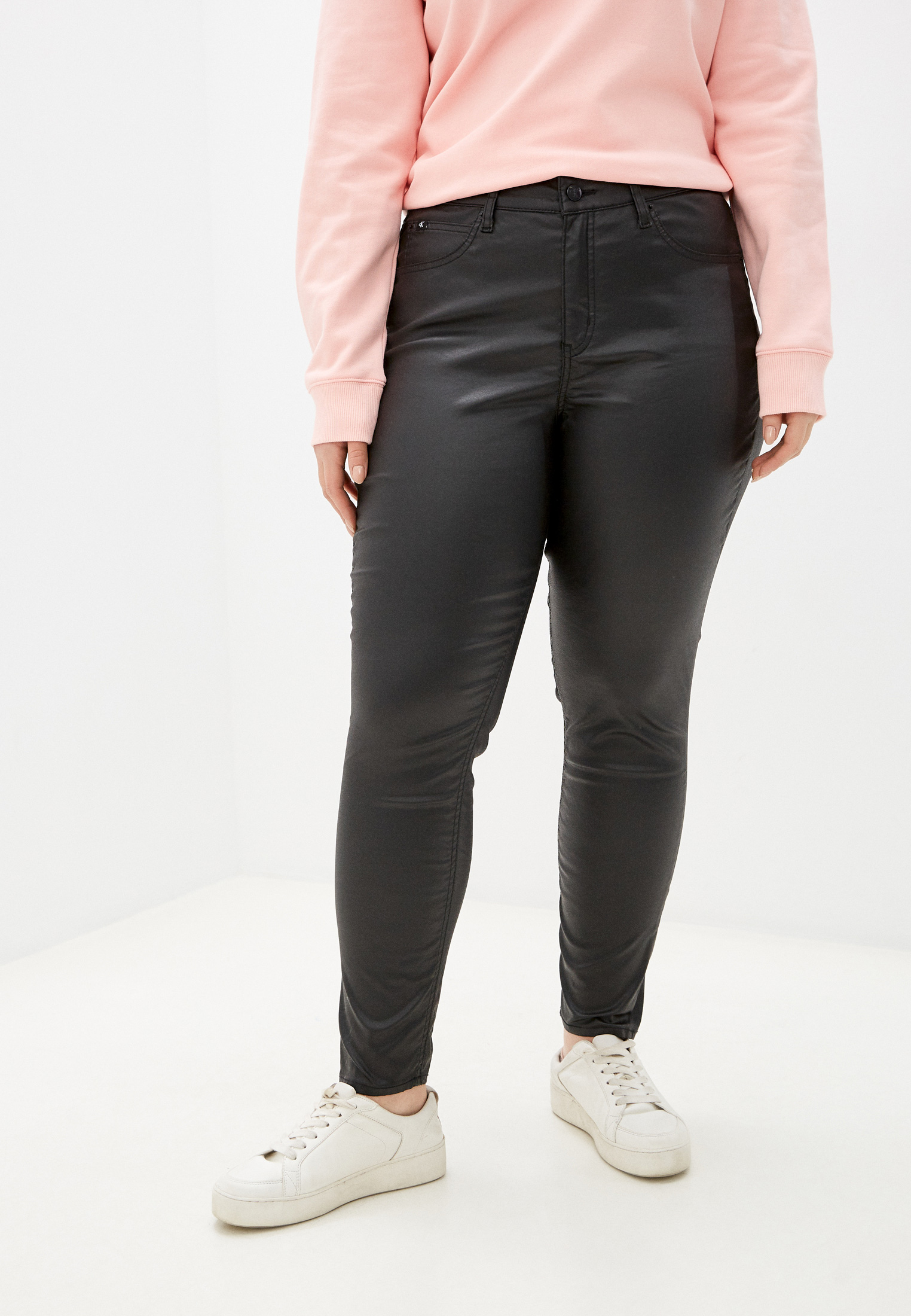Женские прямые брюки Calvin Klein Jeans Брюки Calvin Klein Jeans