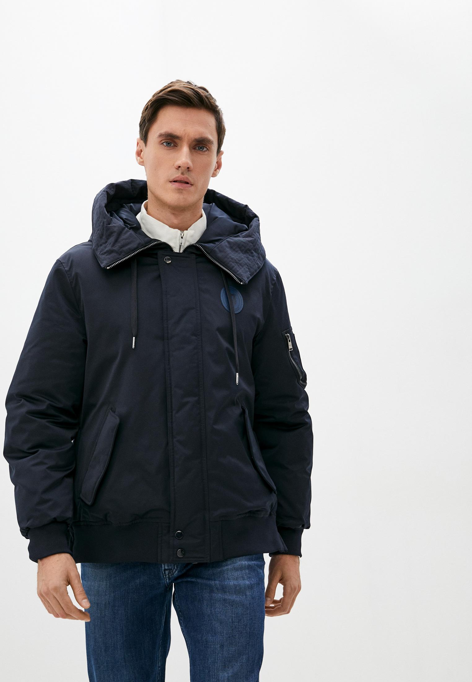 Куртка Trussardi (Труссарди) Куртка утепленная Trussardi