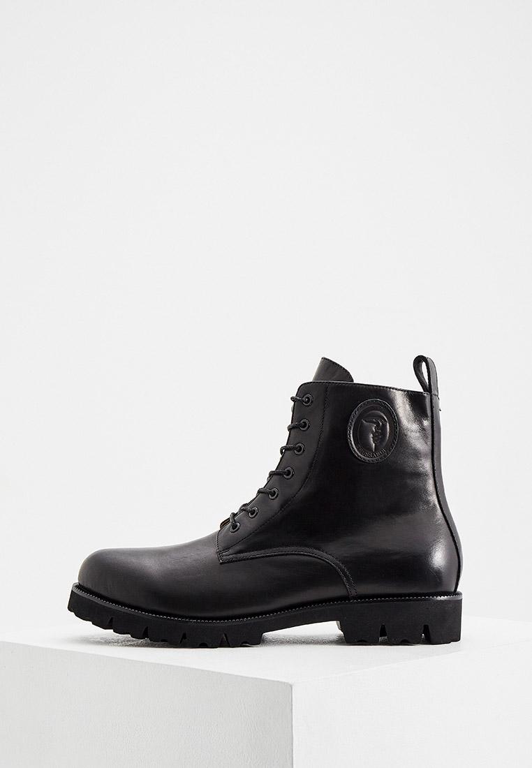 Мужские ботинки Trussardi (Труссарди) 77A00385-2P000194