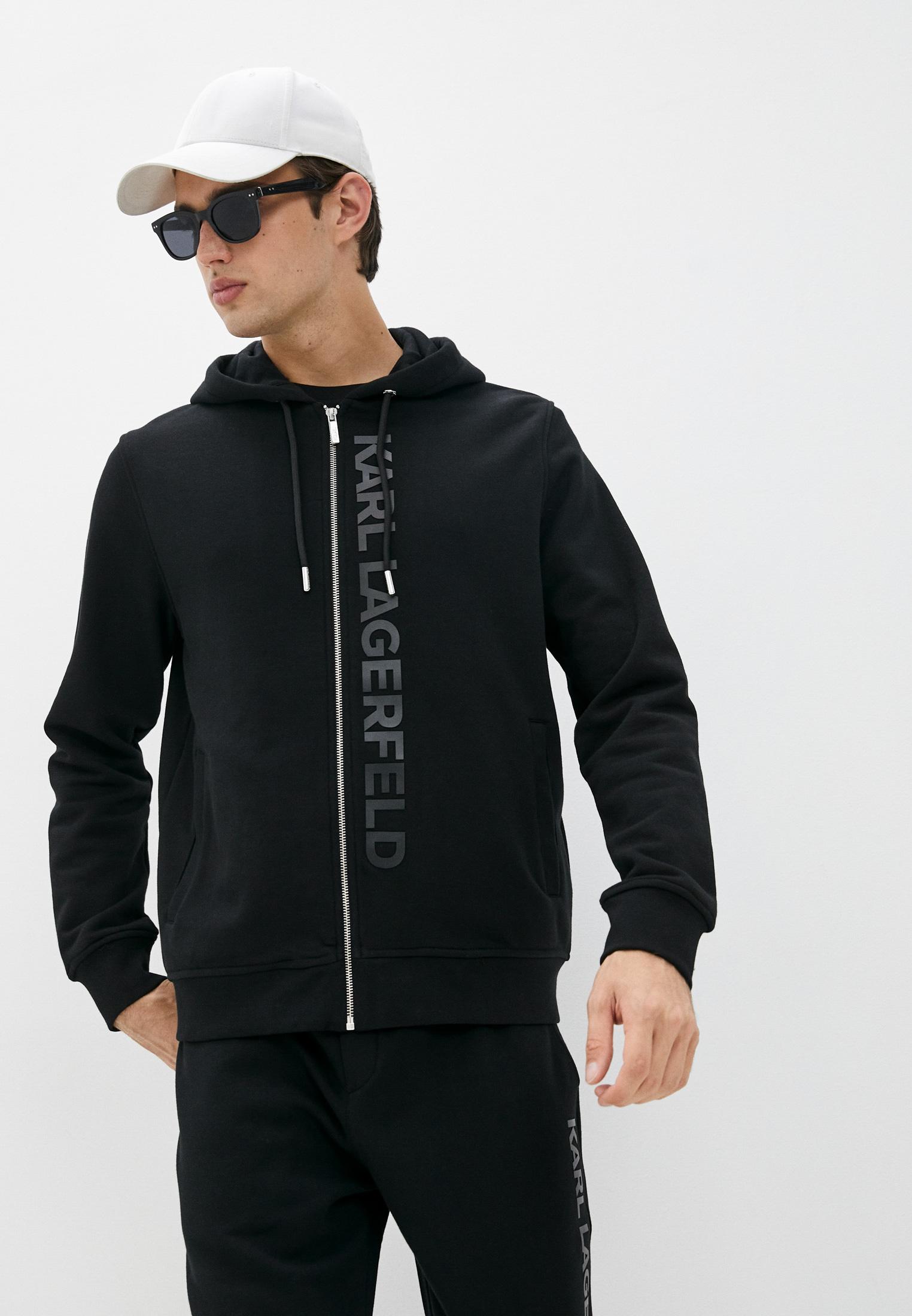 Мужская толстовка Karl Lagerfeld (Карл Лагерфельд) 512910-705041