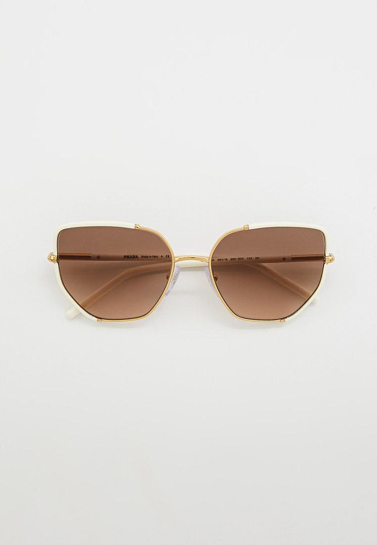 Женские солнцезащитные очки Prada (Прада) 0PR 50WS