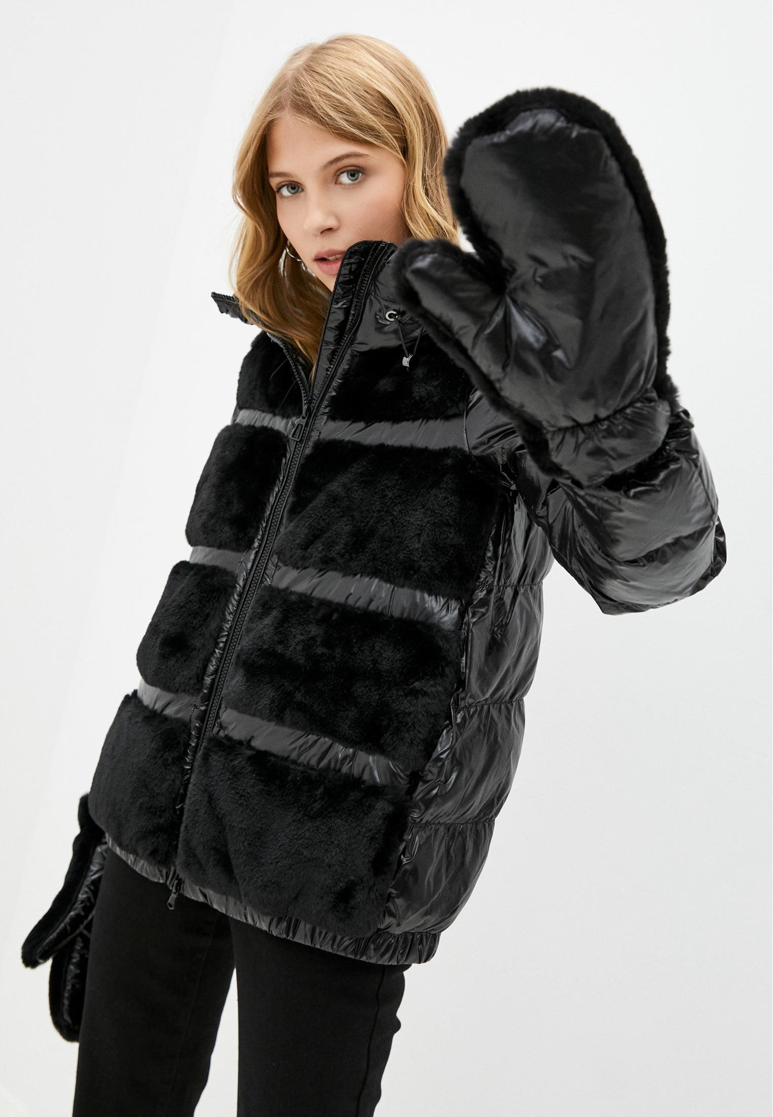 Утепленная куртка Geox W1428W