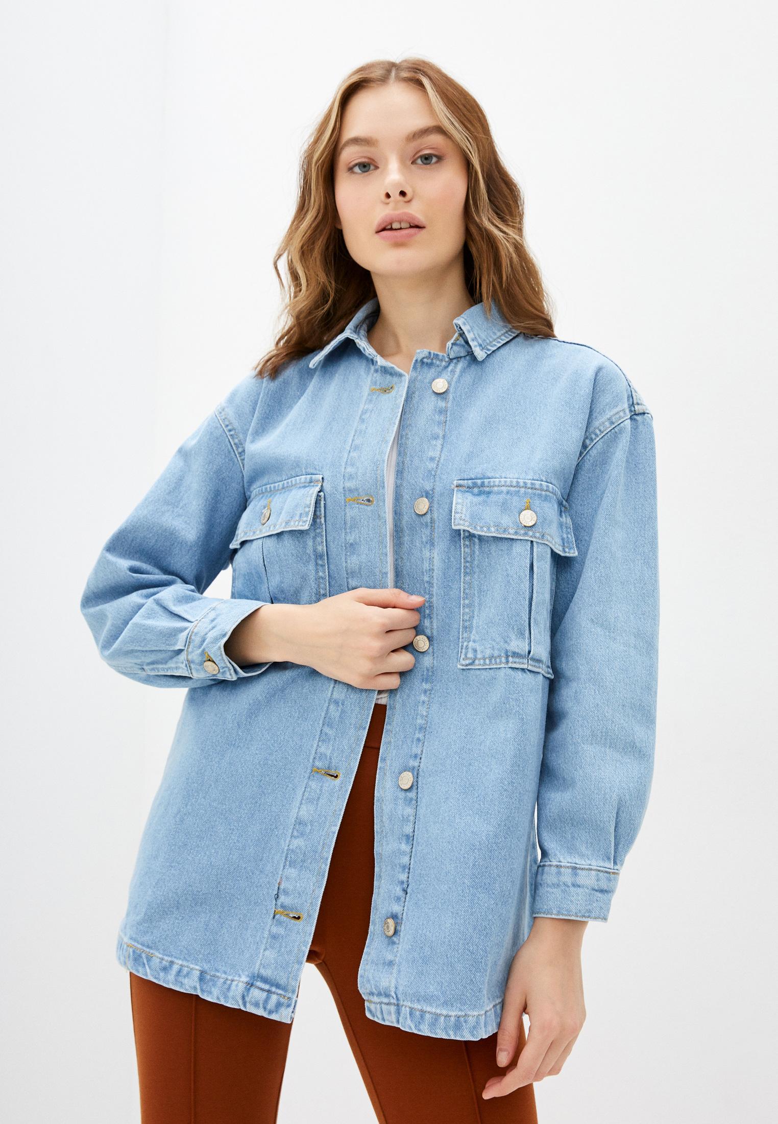 Рубашка Trendyol Рубашка джинсовая Trendyol
