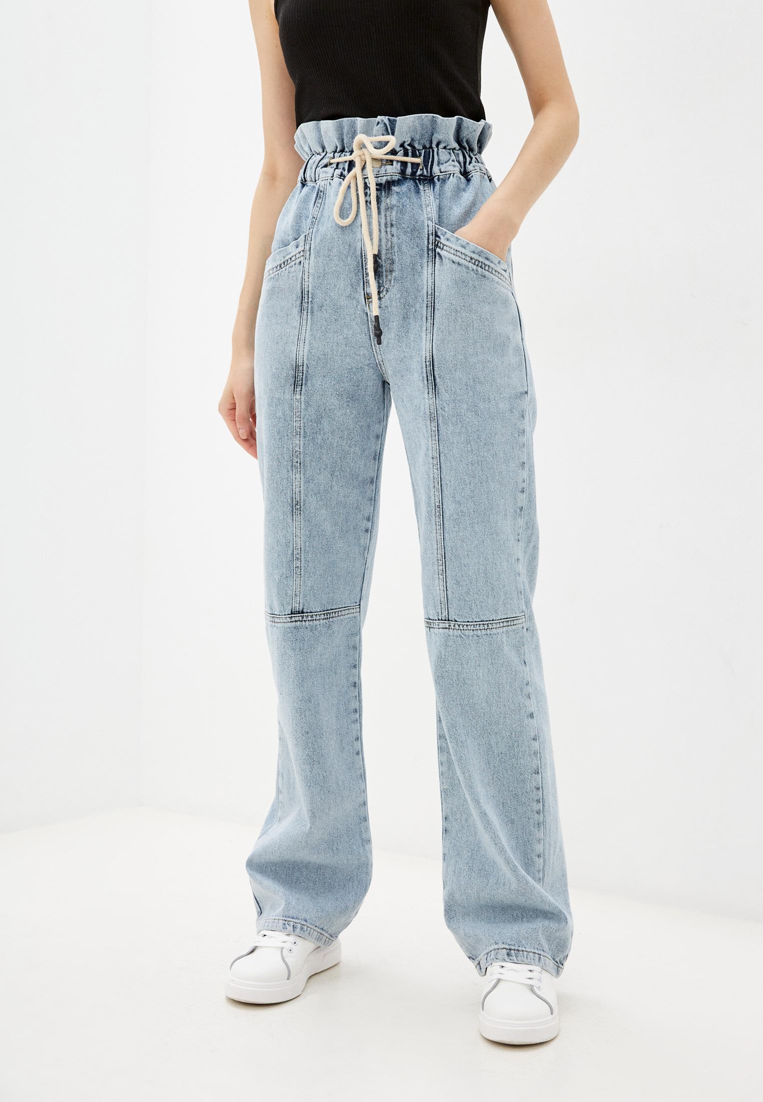 Широкие и расклешенные джинсы Trendyol TWOAW22JE0102